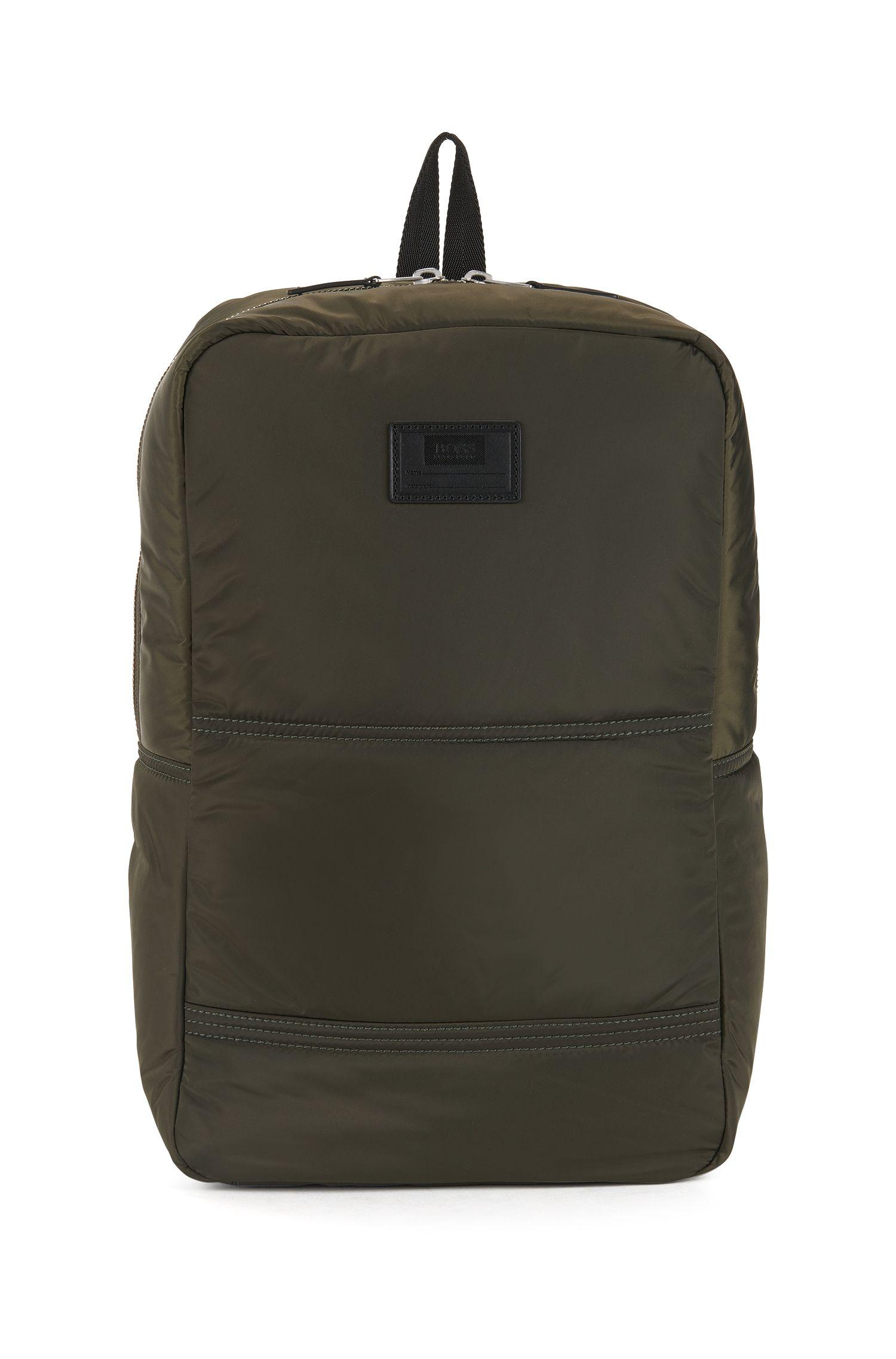 Nylon Backpack | Bomber Backpack