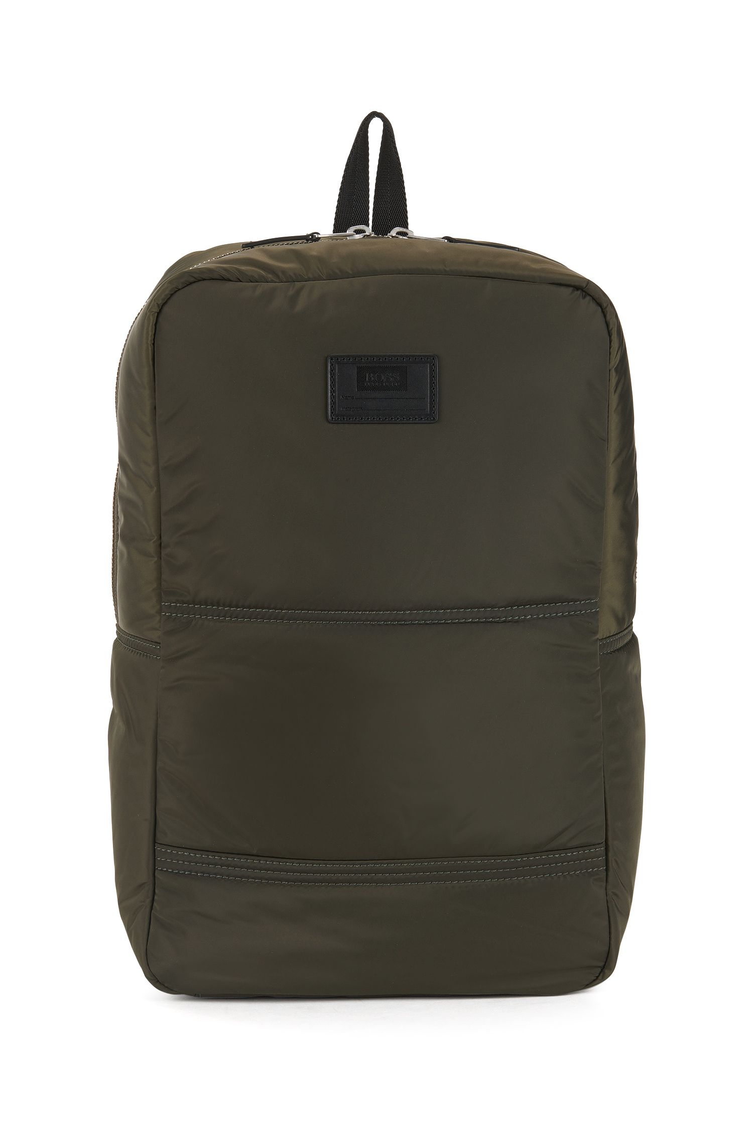 Nylon Backpack | Bomber Backpack