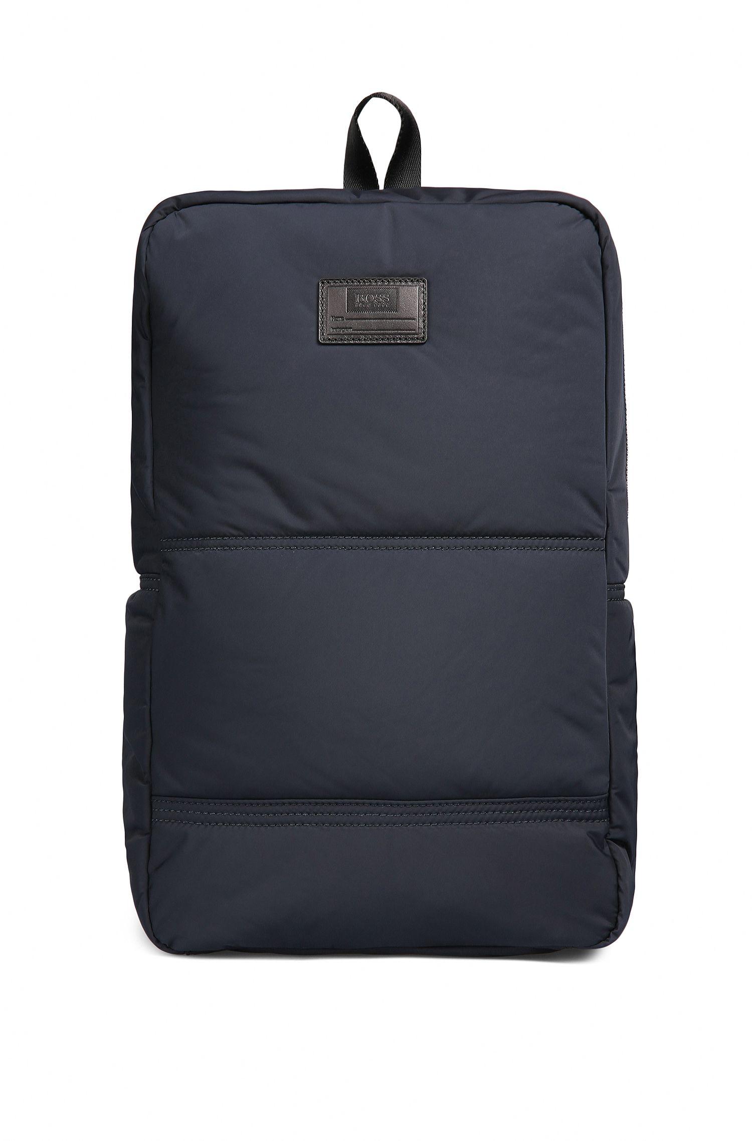 'Bomber Backpack' | Nylon Backpack