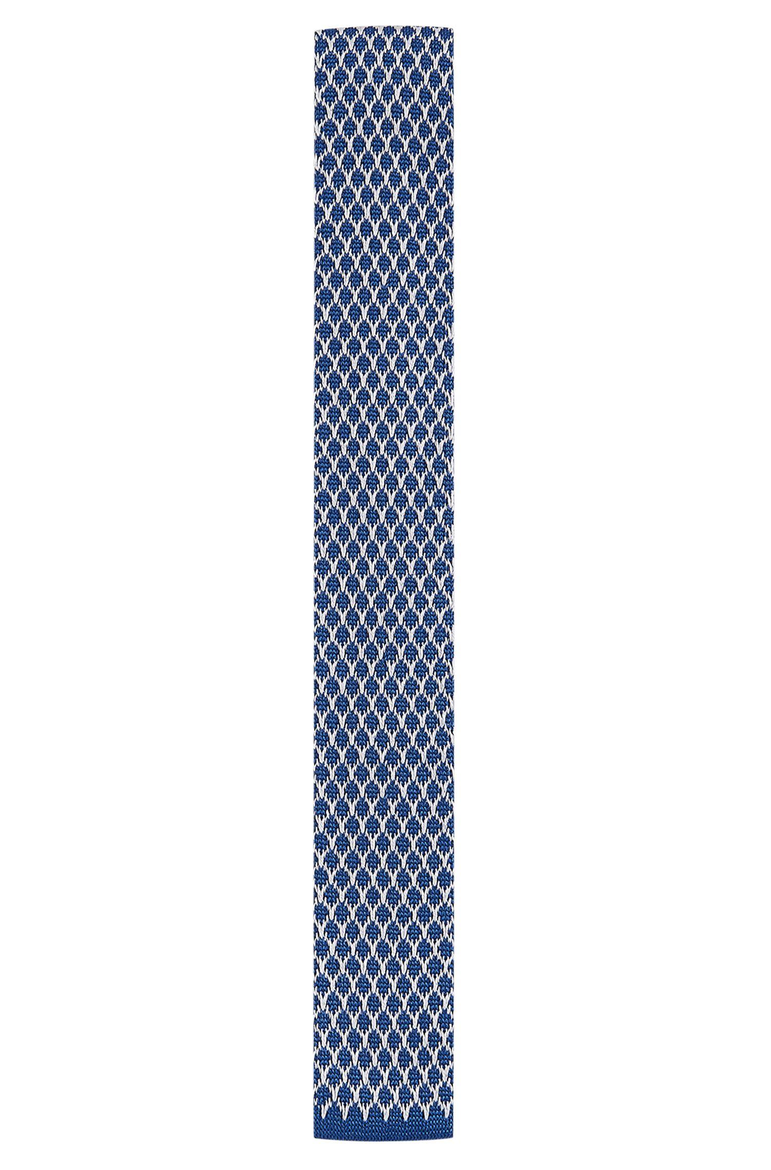 'Tie 5 cm Knitted'   Cotton Knit Tie