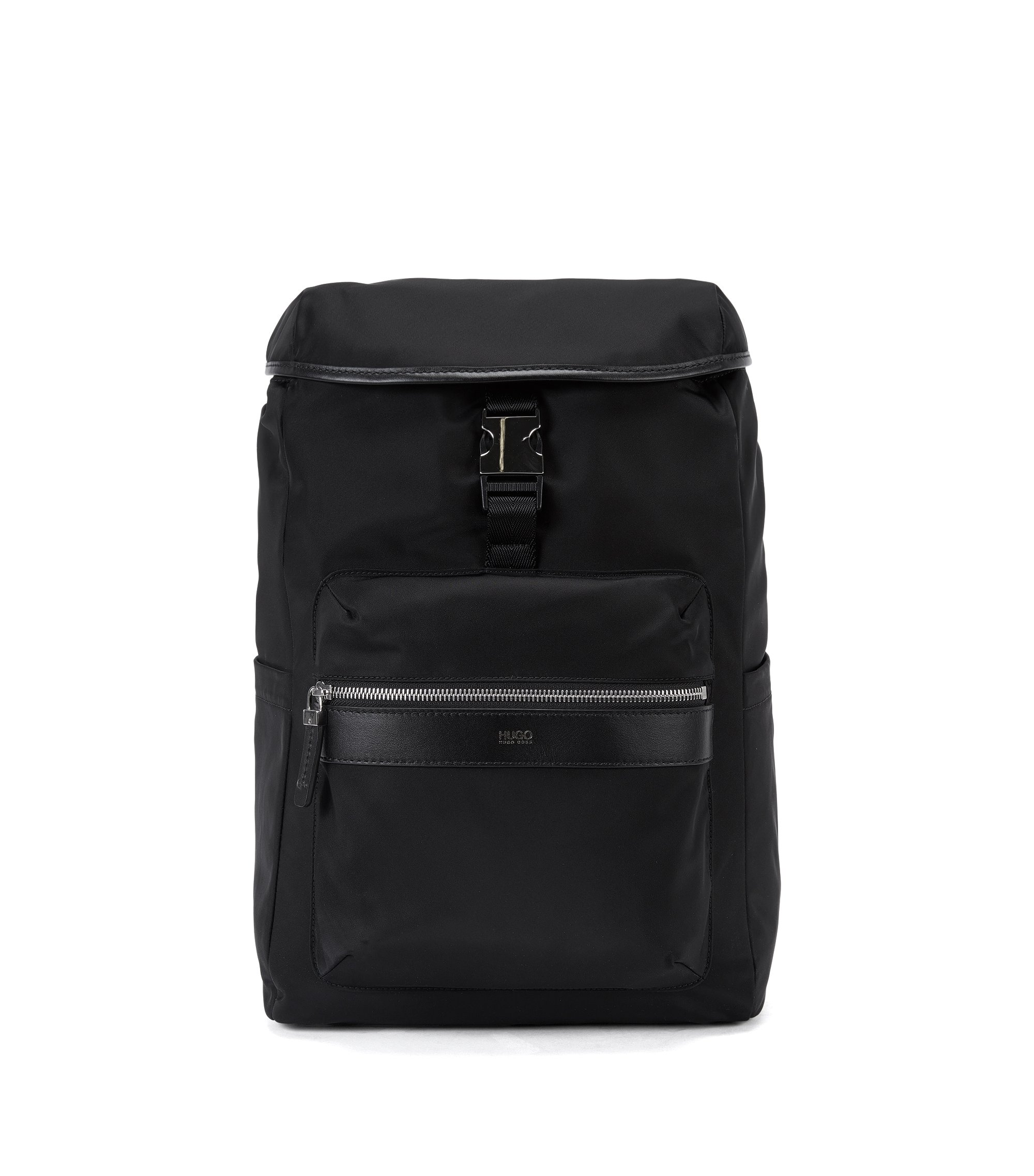 Nylon Rucksack   Digital L Backp, Black