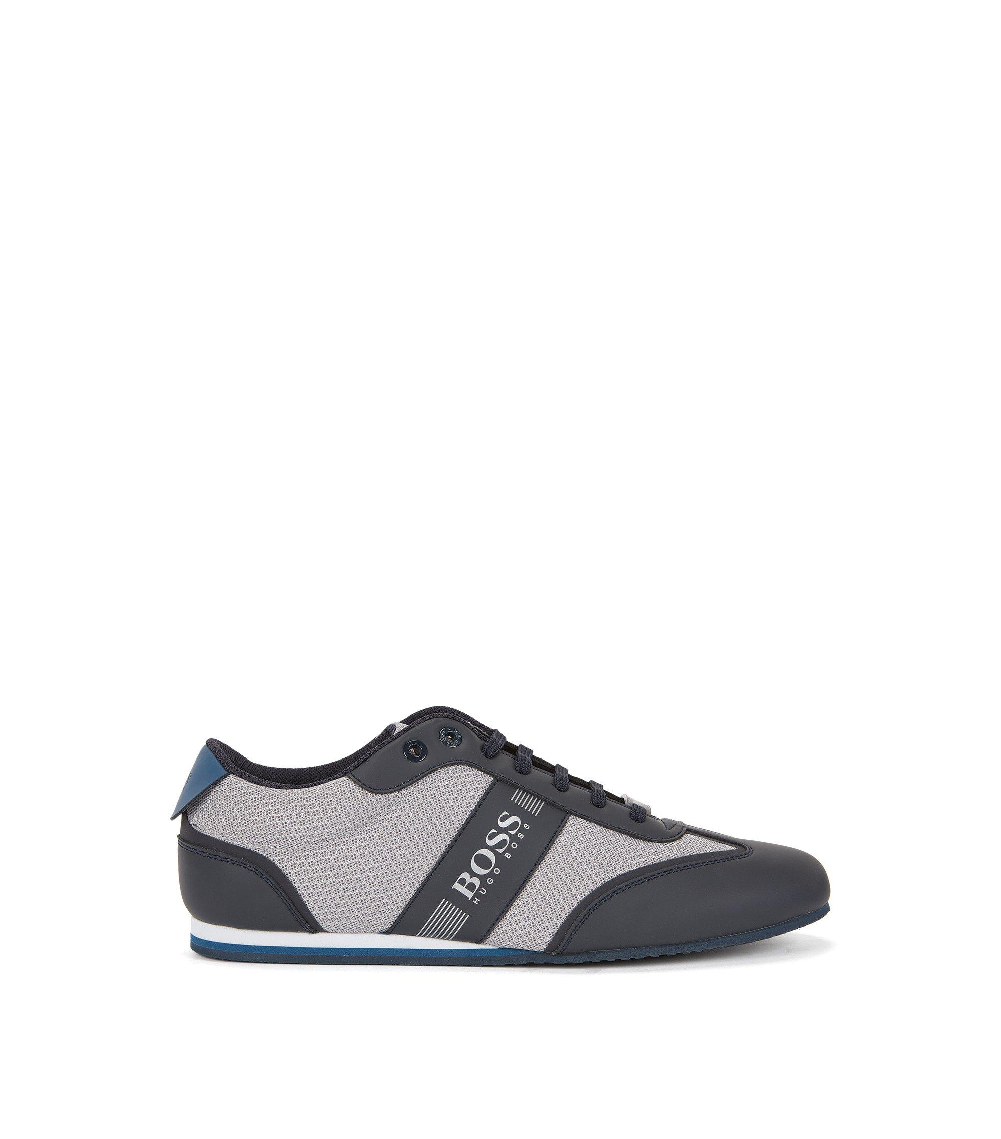 Mesh Sneaker | Lighter Lowp Mxme, Open Grey