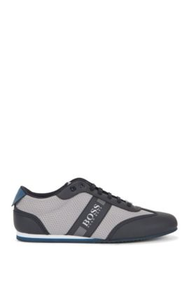 Mesh Sneaker | Lighter Lowp Mxme, Open Grey