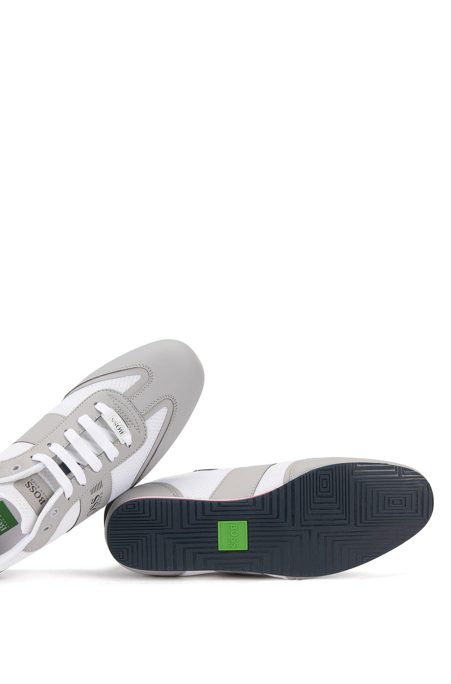 Mesh Sneaker | Lighter Lowp Mxme, White