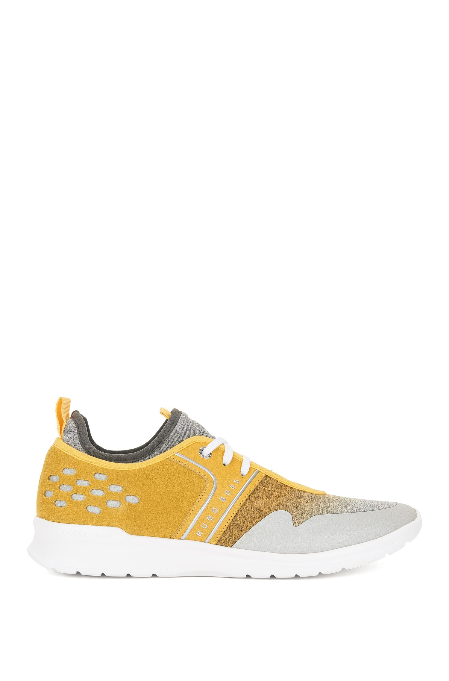 High-Performance Sneaker | Extreme Runn Mxjs, Yellow