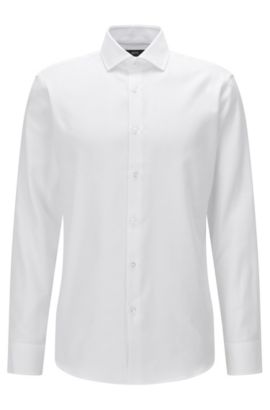 HUGO BOSS® Men's Dress Shirts on Sale | Regular & Slim Fit