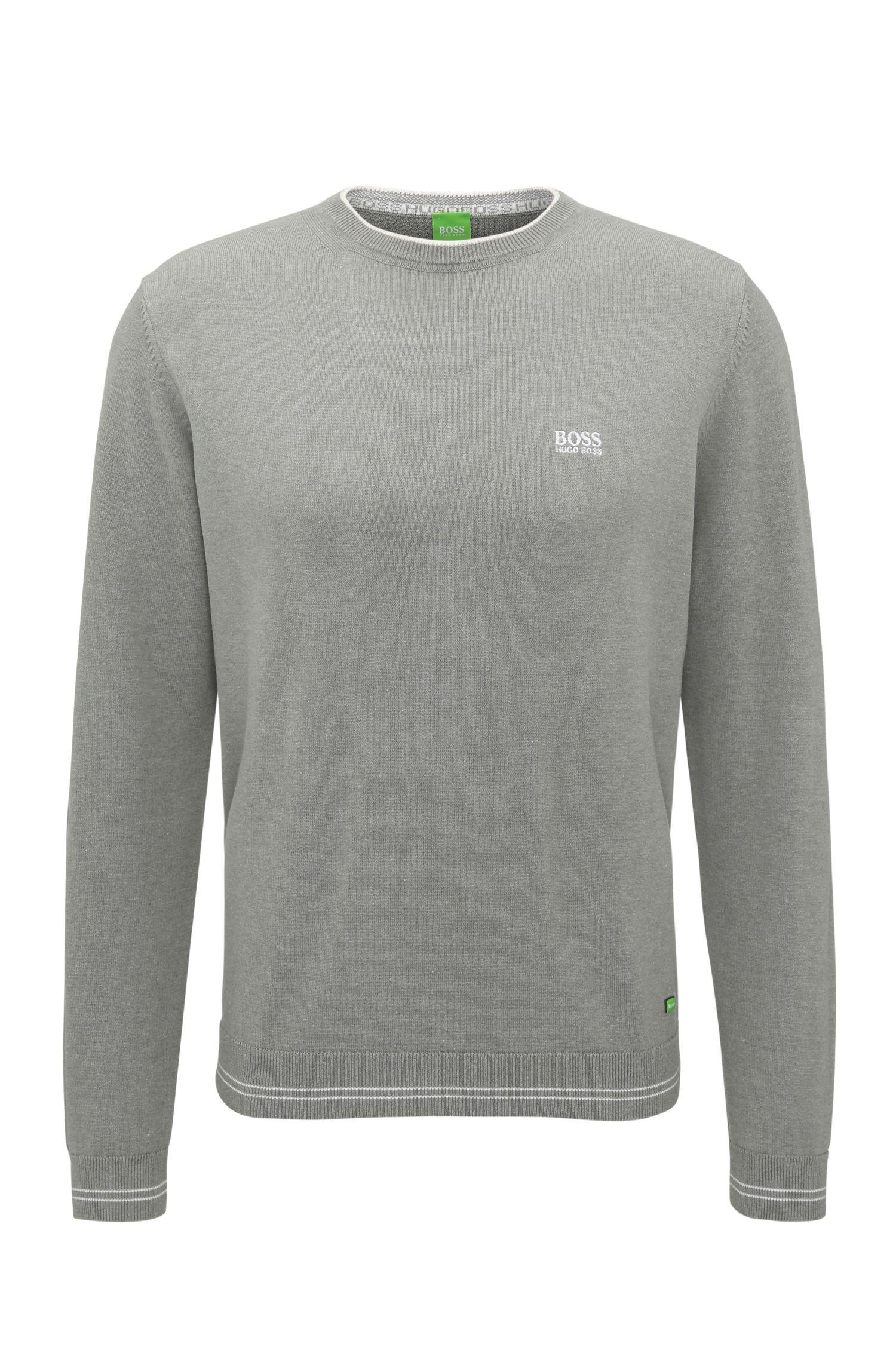 'Rime'   Regular Fit, Cotton Blend Sweater