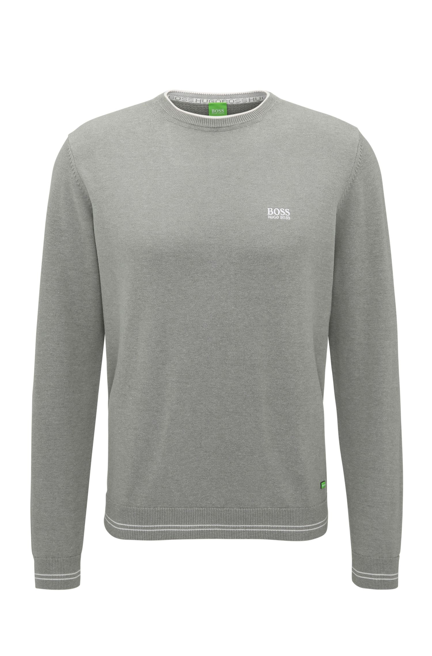Cotton Blend Sweater   Rime