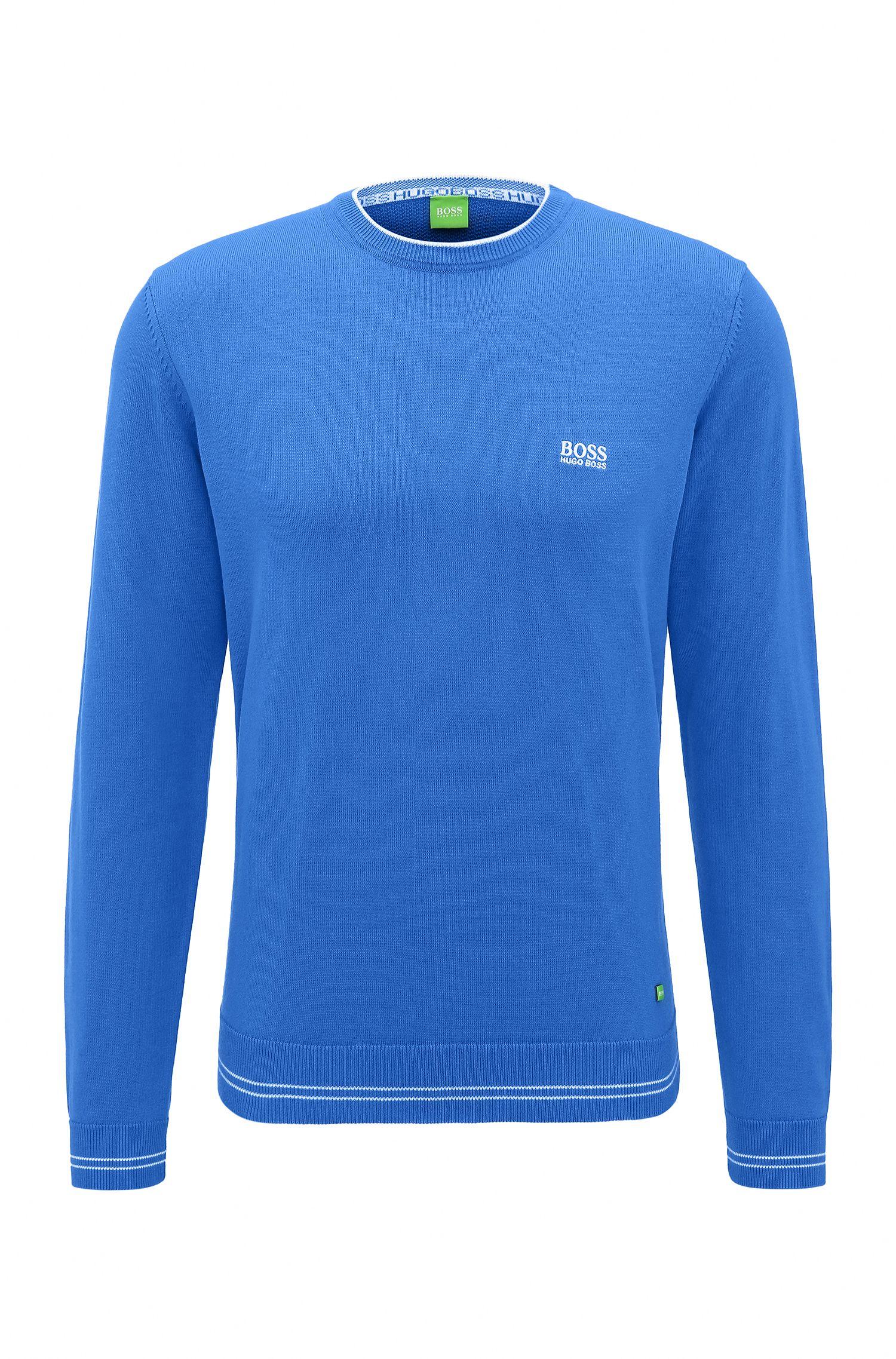 'Rime' | Regular Fit, Cotton Blend Sweater