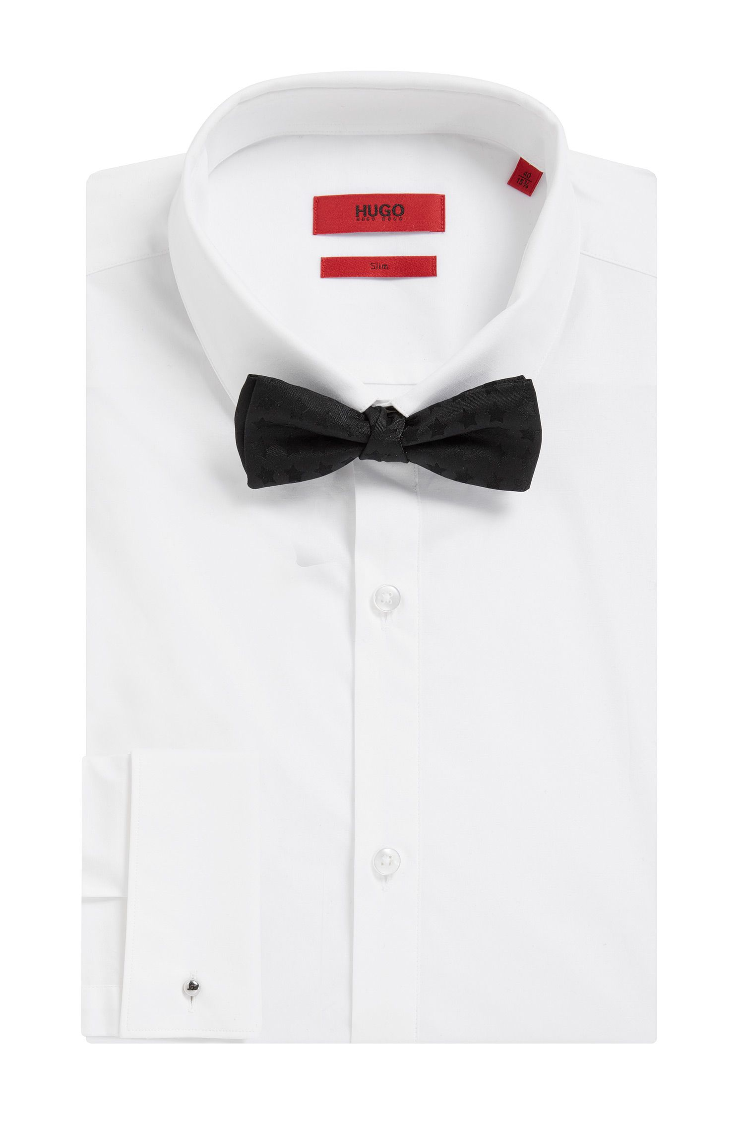 Silk Bow Tie | Bow Tie Fashion, Black