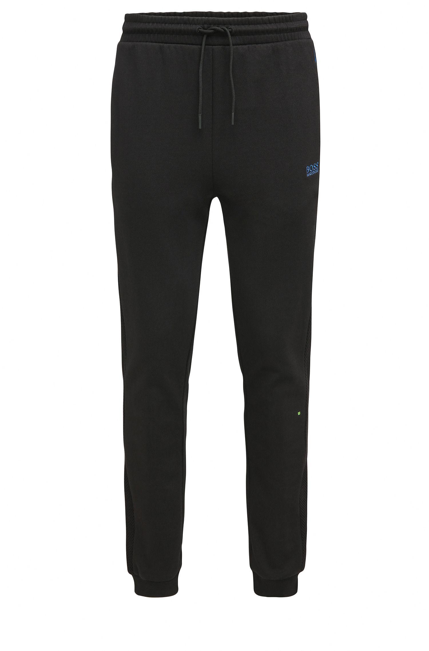Stretch Cotton Pant | Hivon, Black