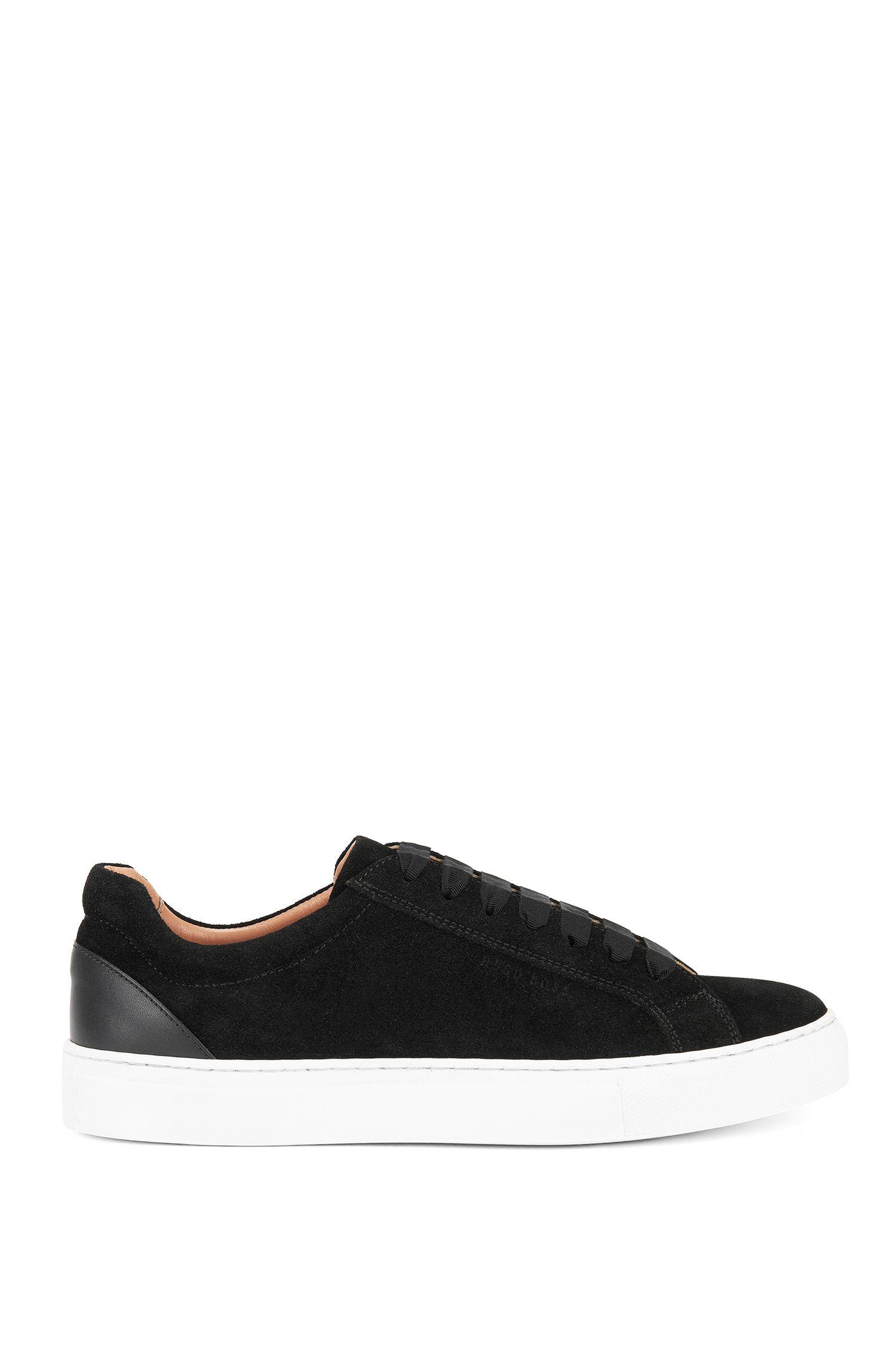 Suede Sneaker | Low Cut S