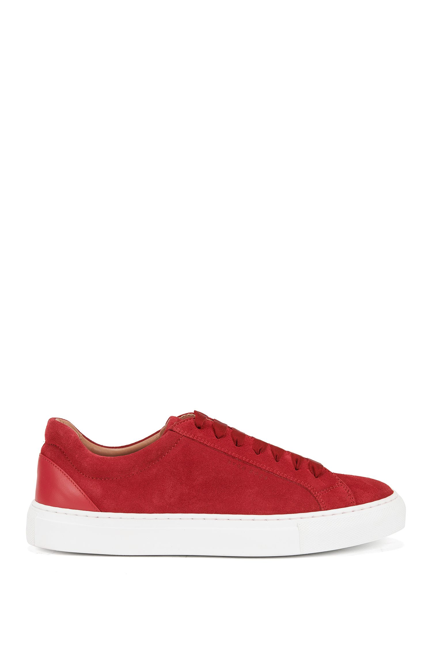 Suede Sneaker | Low Cut S