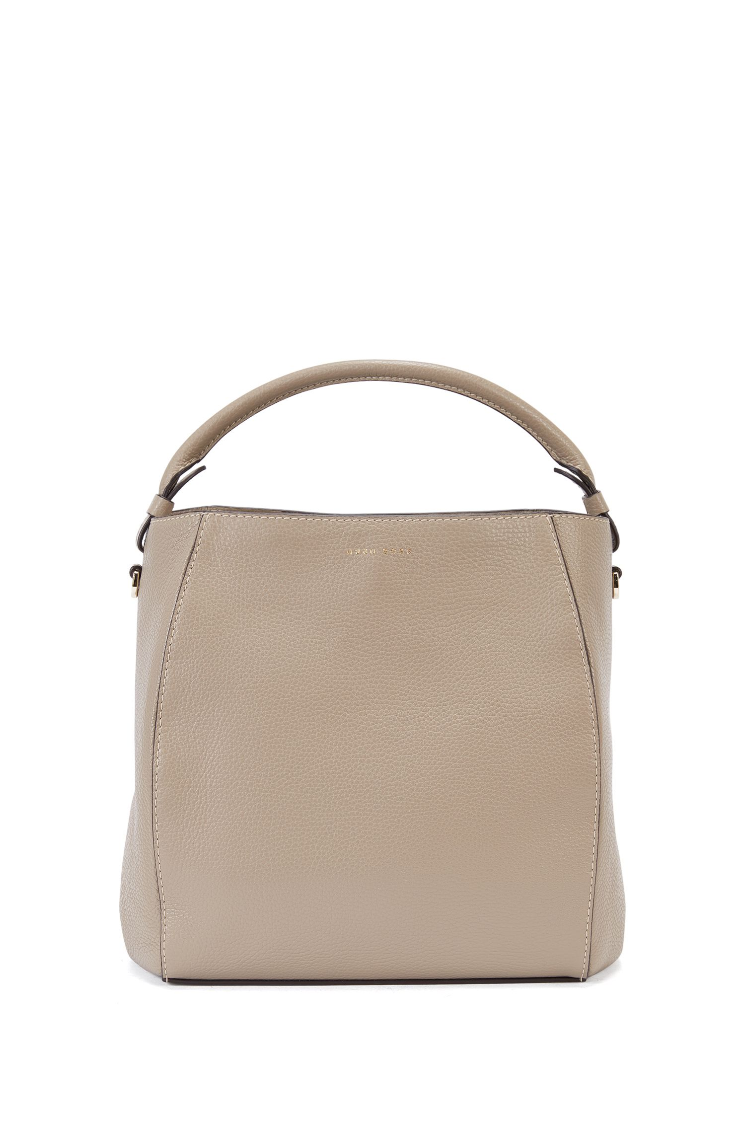 Leather Bag | Soft Drawstring