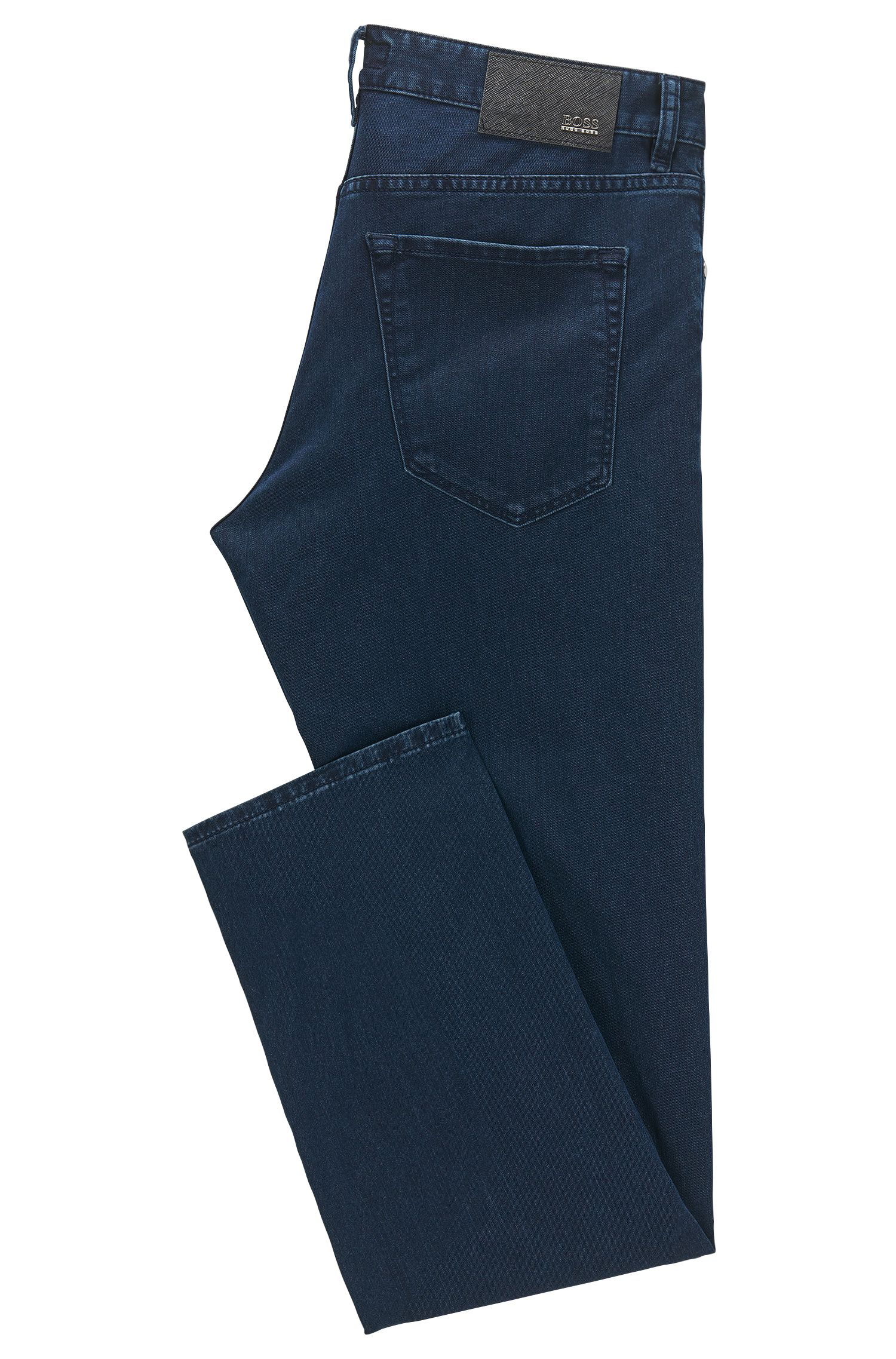 Stretch Cotton Jean, Regular Fit | Maine