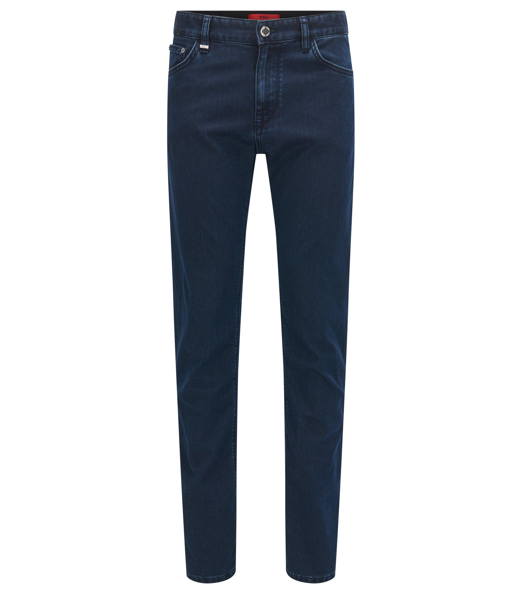11 oz Stretch Cotton Jeans, Regular Fit | Maine, Dark Blue