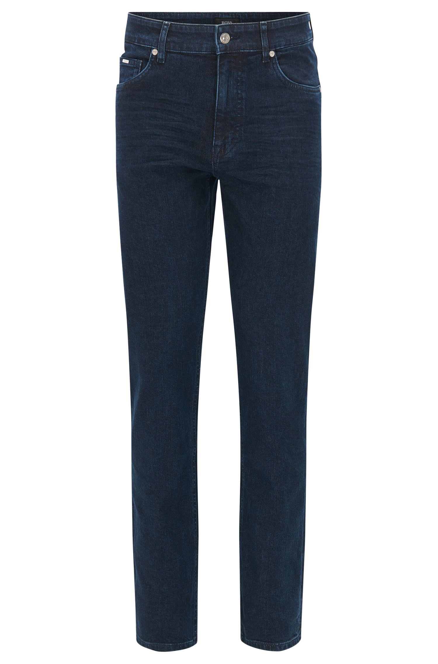 'Albany' | Relaxed Fit, 11 oz Stretch Cotton Jeans
