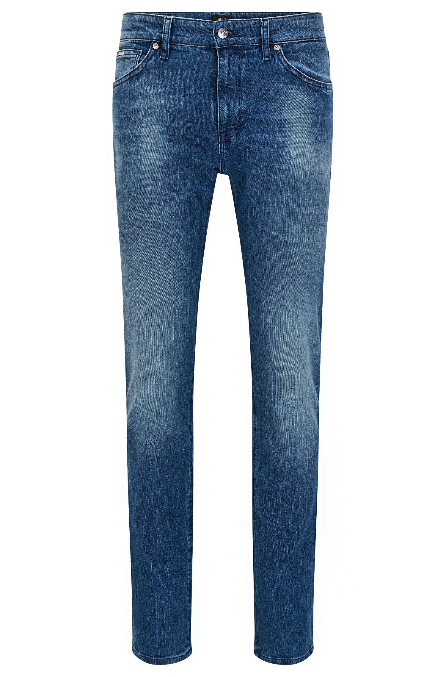 'Maine'   Regular Fit, 11 oz Stretch Cotton Jeans