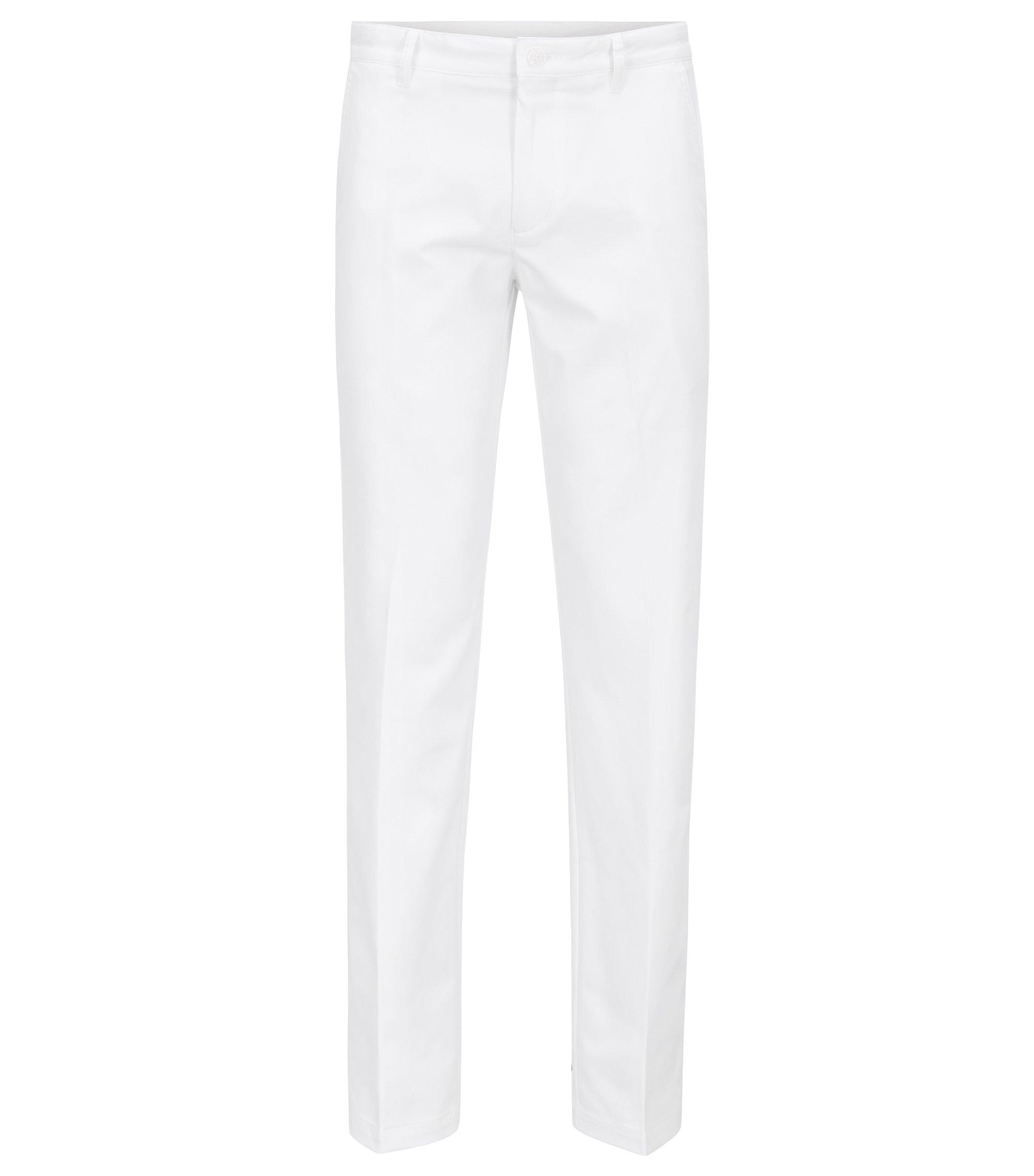 CoolMax Performance Golf Pant, Slim Fit | Hakan , White
