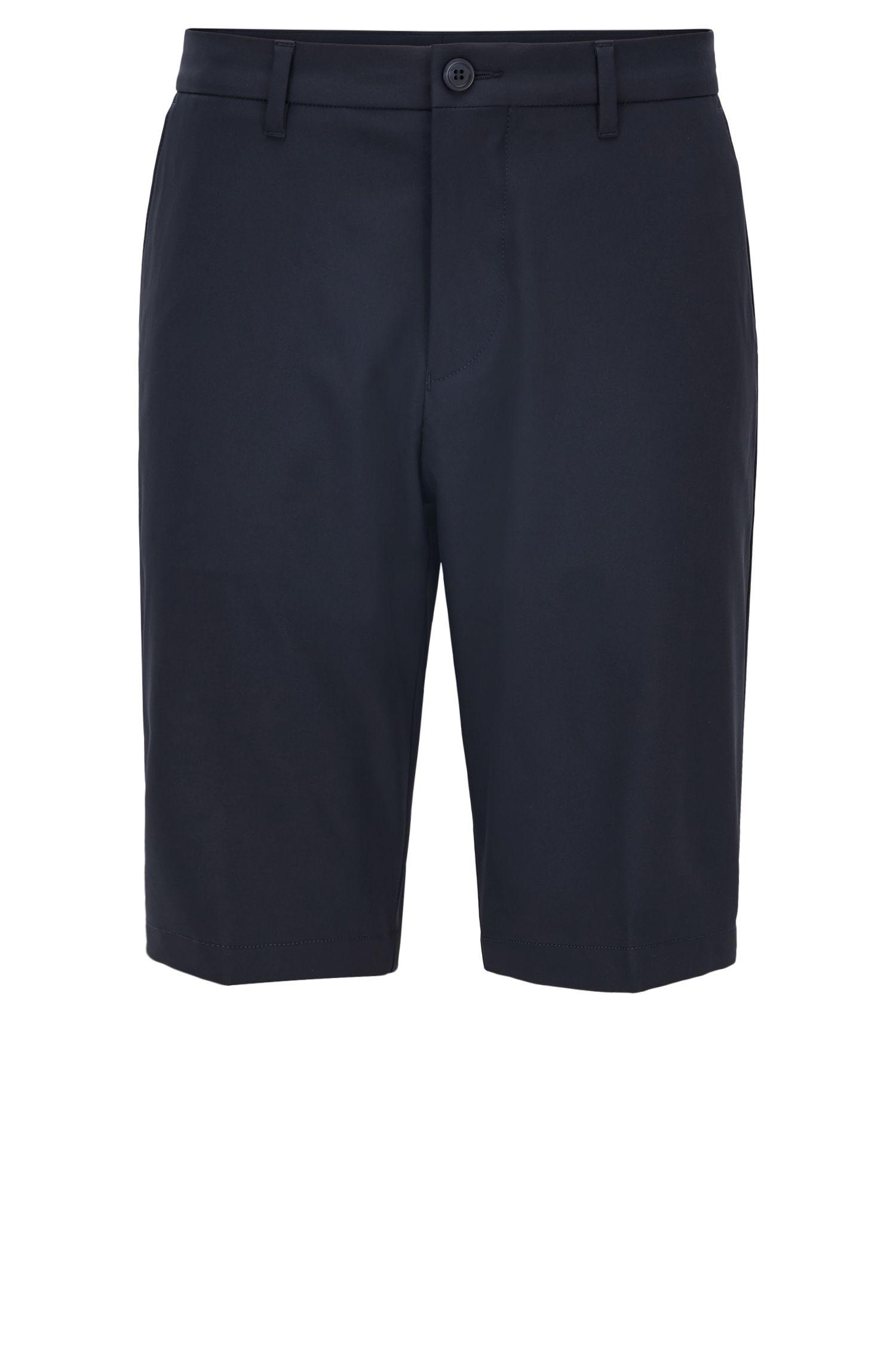 Woven Bermuda Short, Regular Fit | Hayler