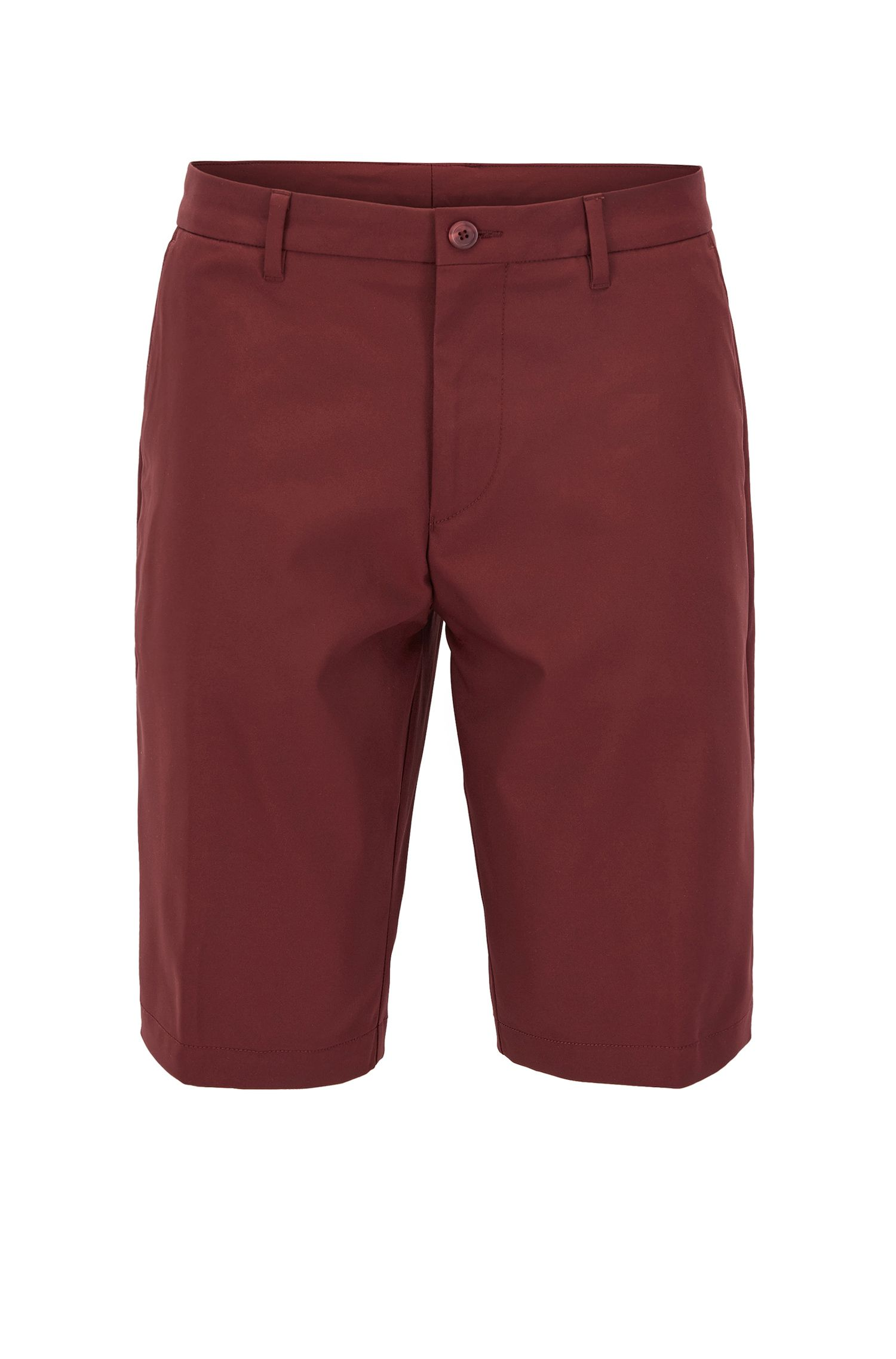 Woven Bermuda Short, Regular Fit | Hayler