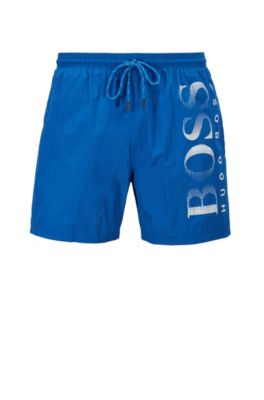 56666fbdcd HUGO BOSS swim shorts for men | Designer trunks