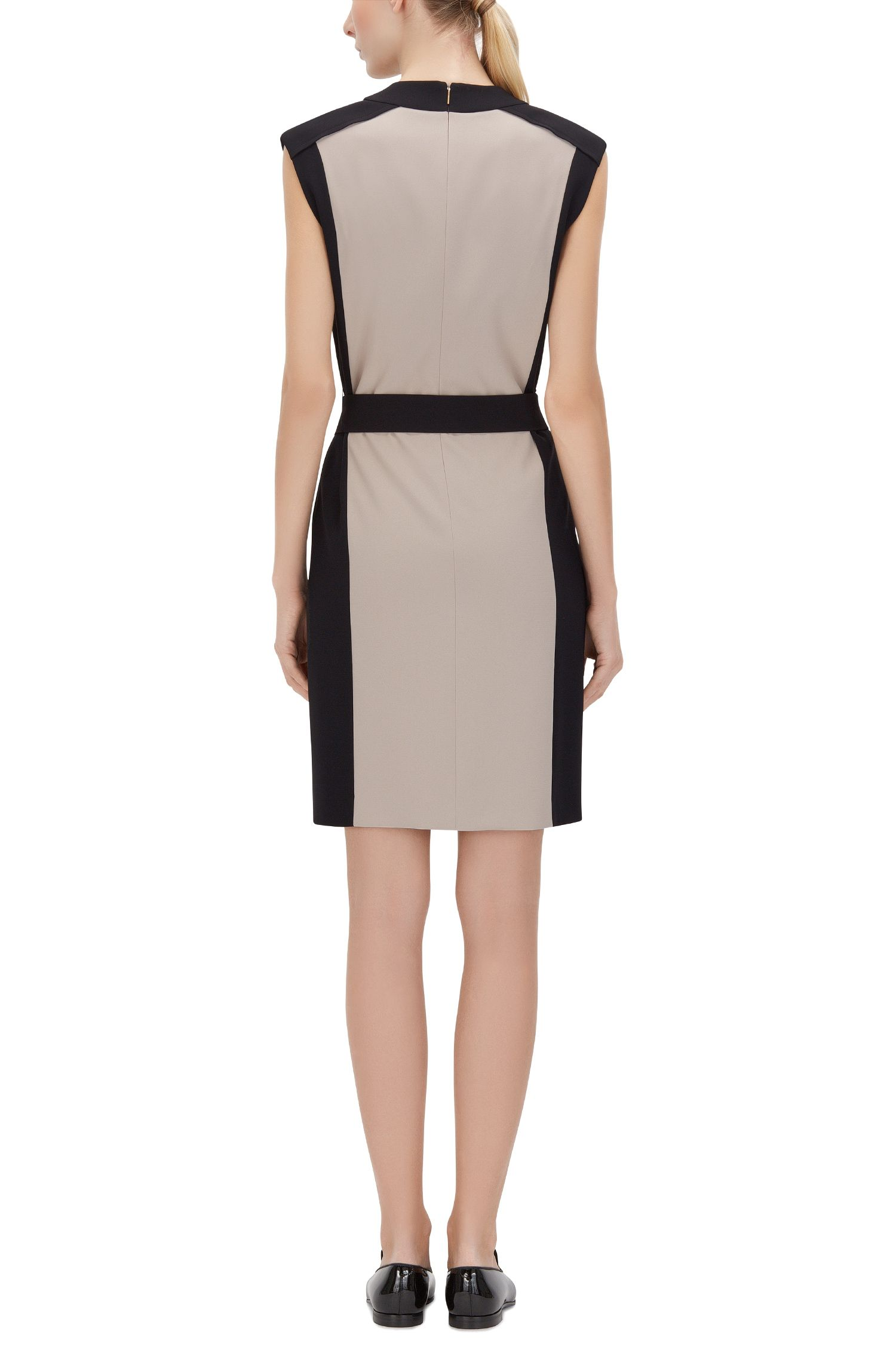 Colorblock Dress | Hakordia
