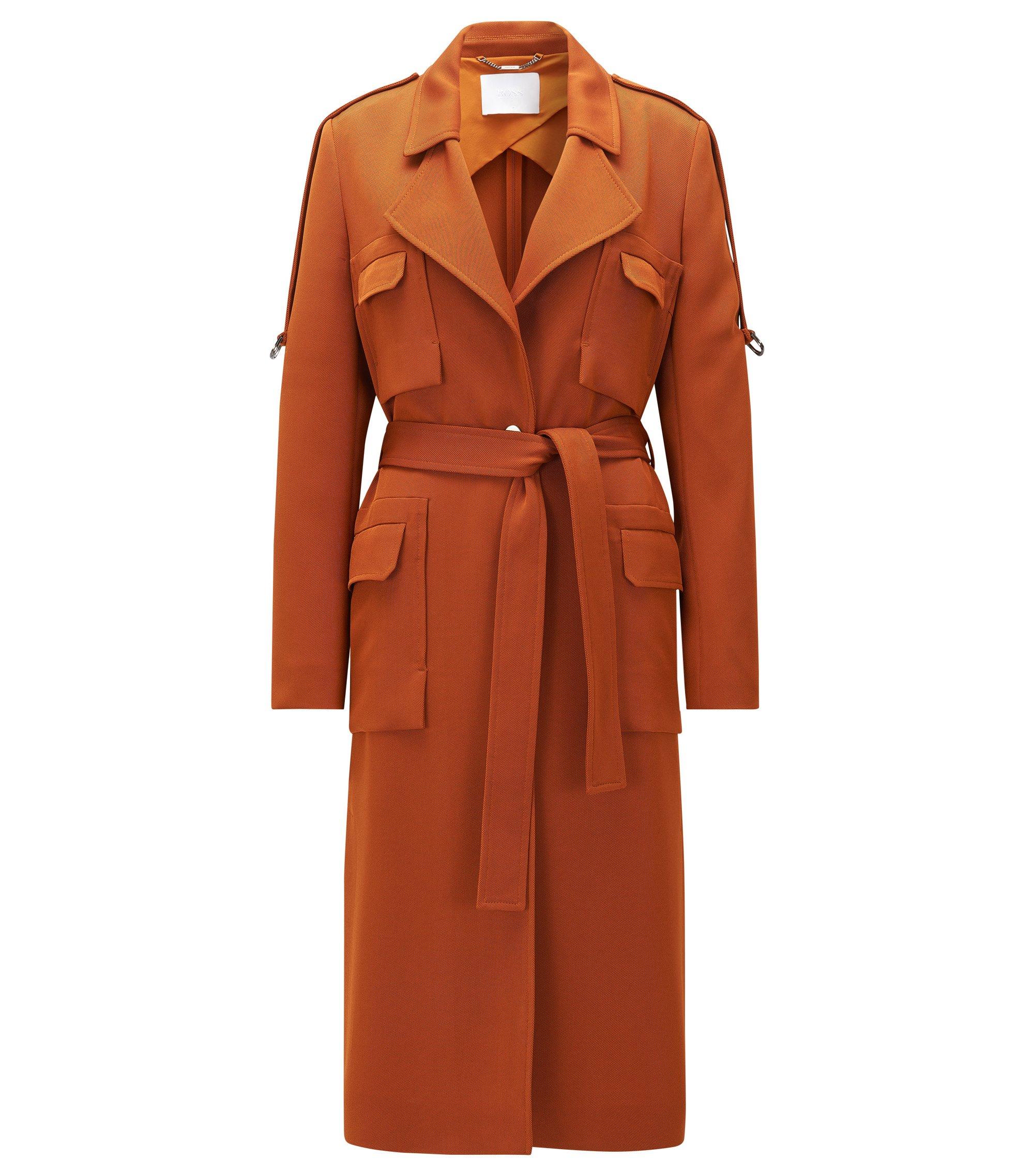 Trench Coat | Cavana, Brown