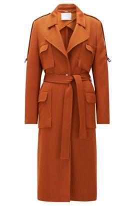 'Cavana' | Trench Coat, Brown