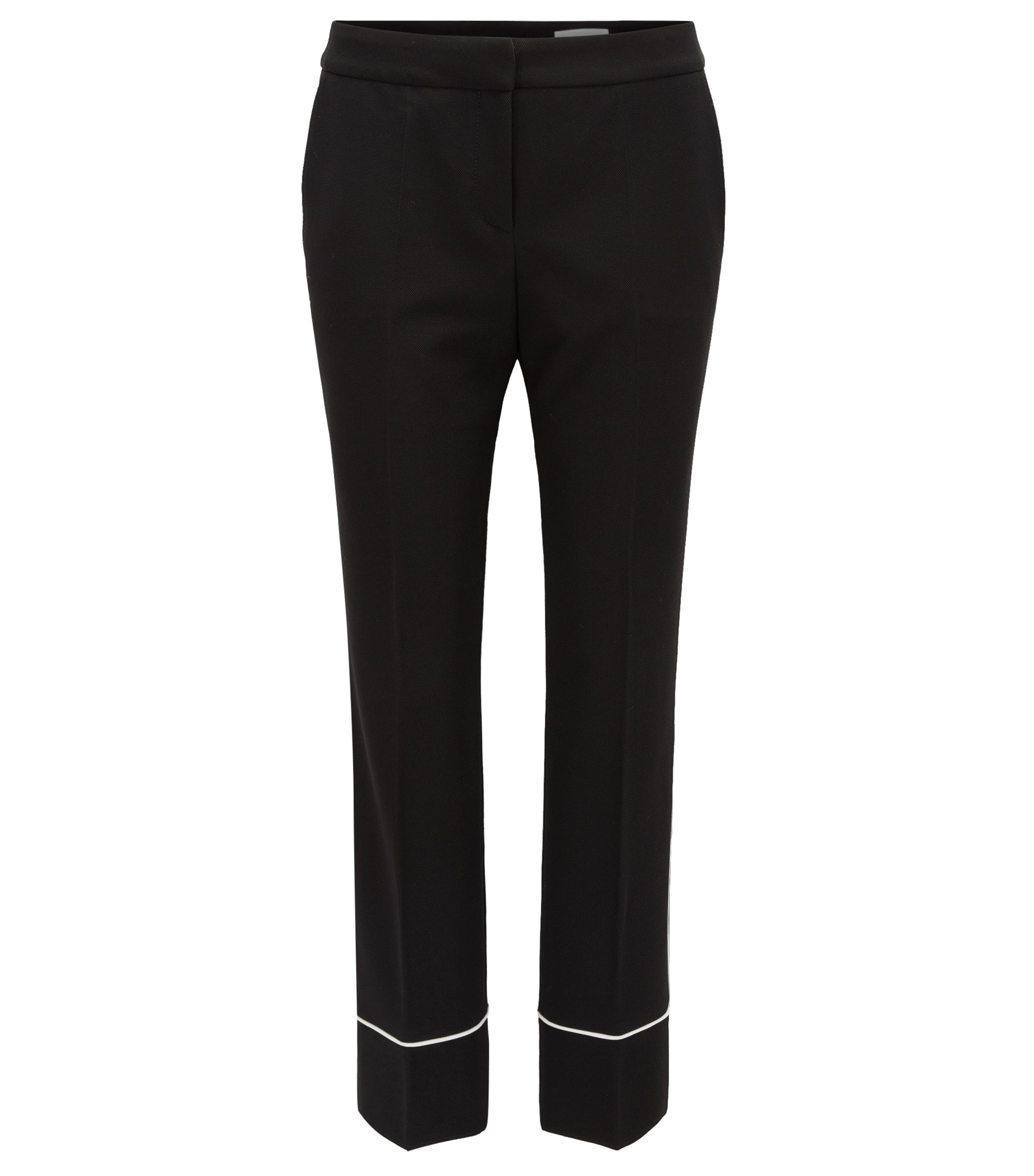 Cropped Pant | Tuwimea, Black