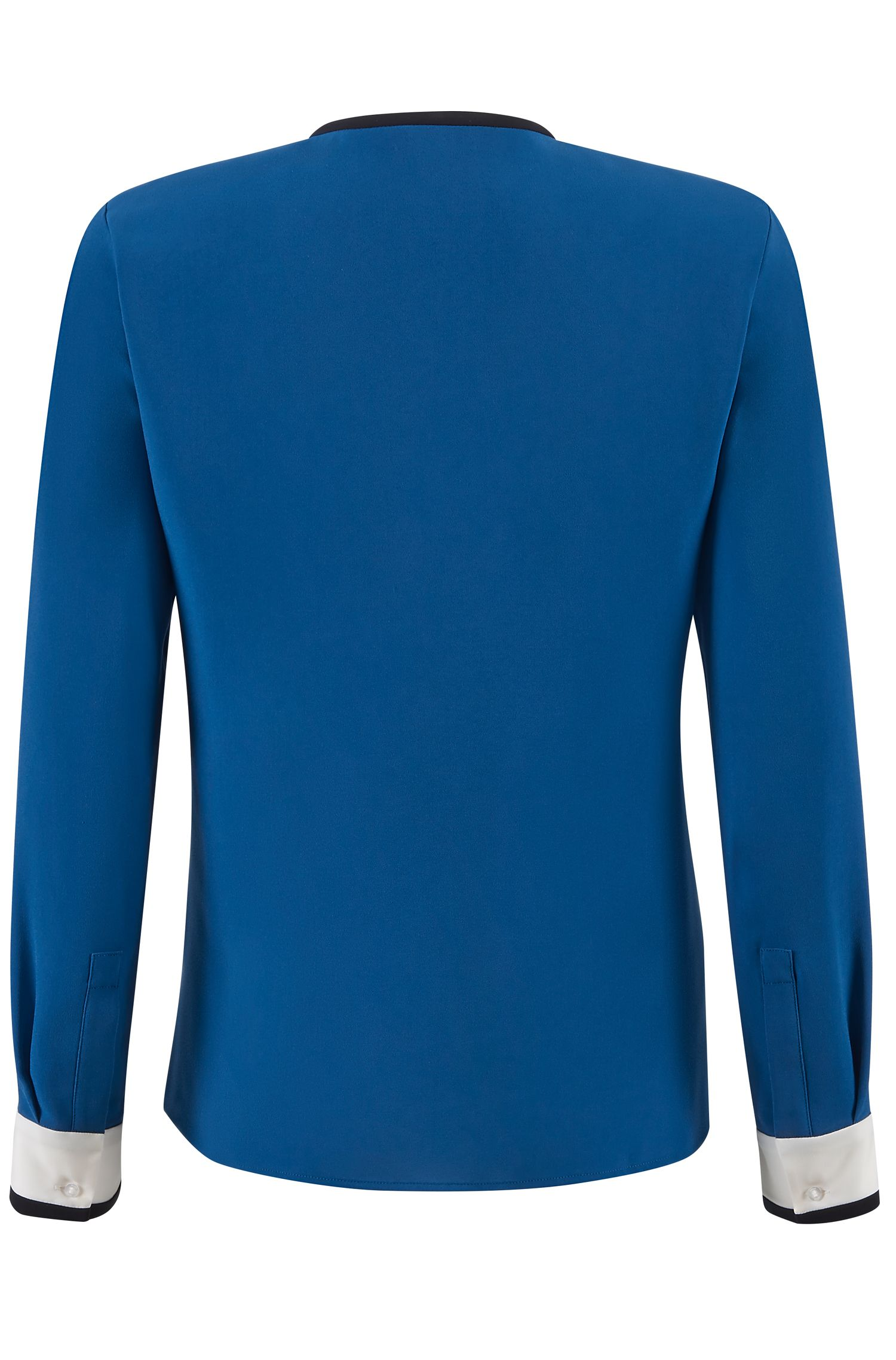 Colorblocked Top | Isolani, Blue
