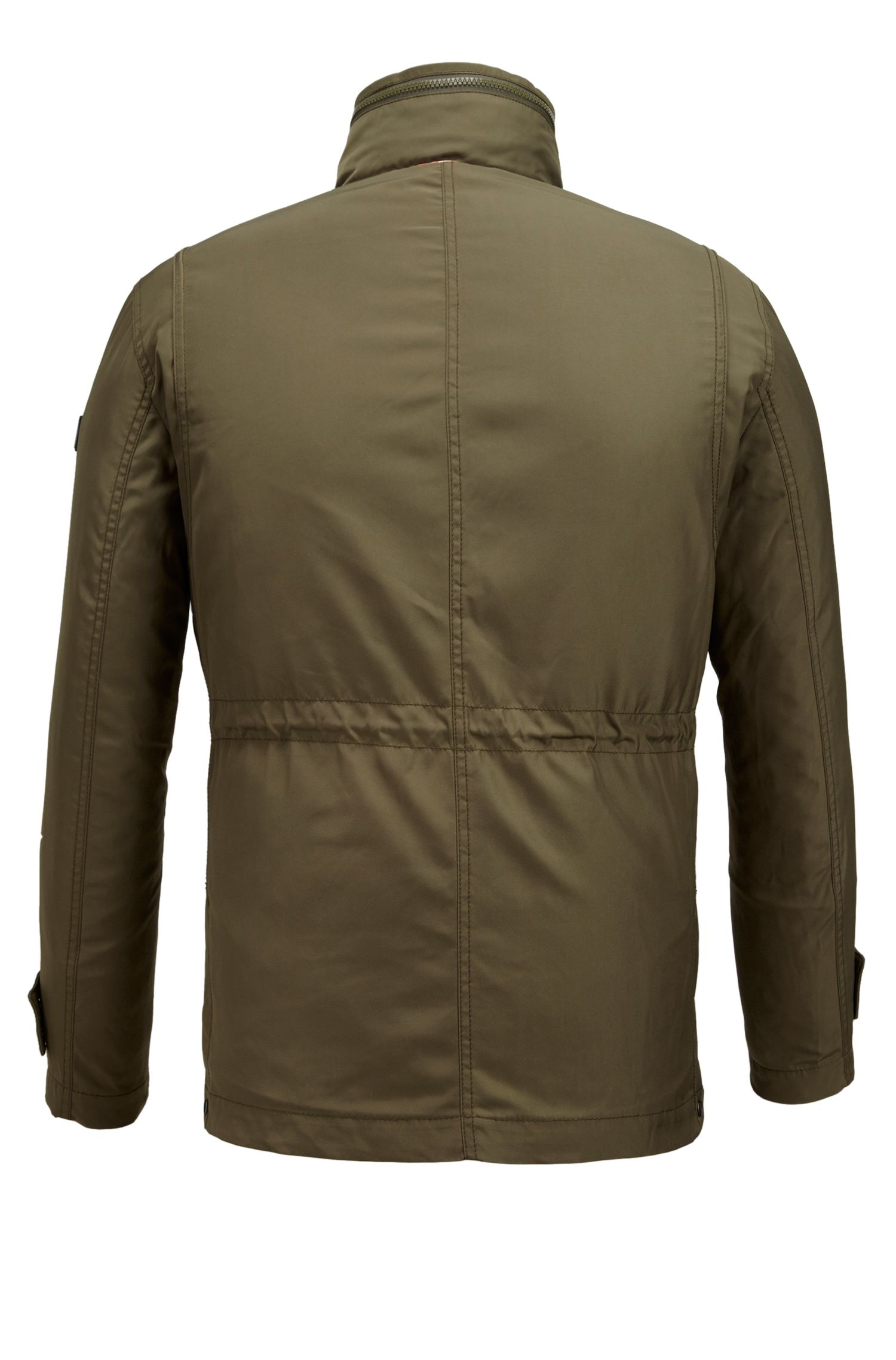 Water-Repellent Canvas Jacket | Onick