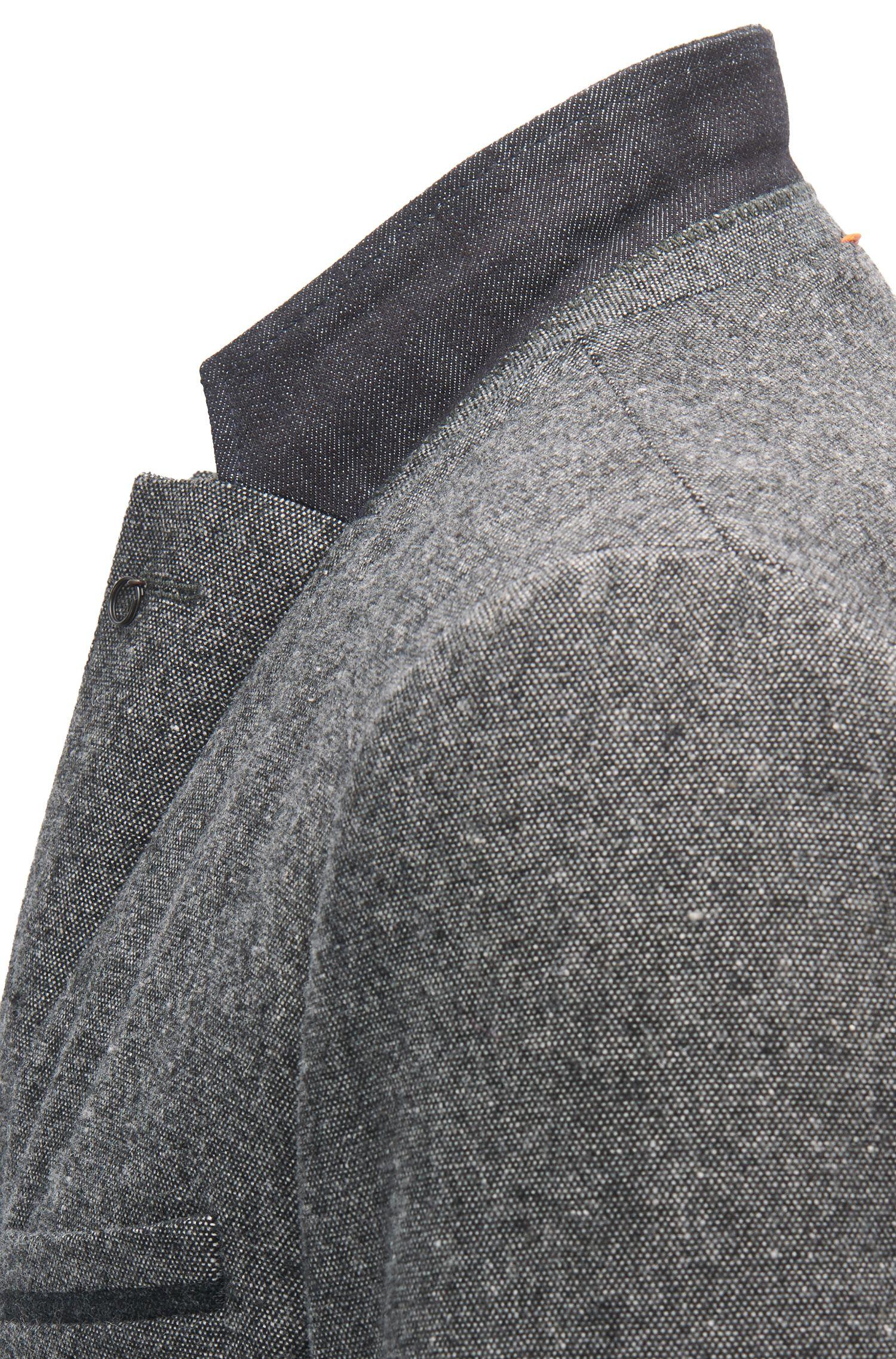 Italian Twill Sport Coat, Slim Fit | Bents