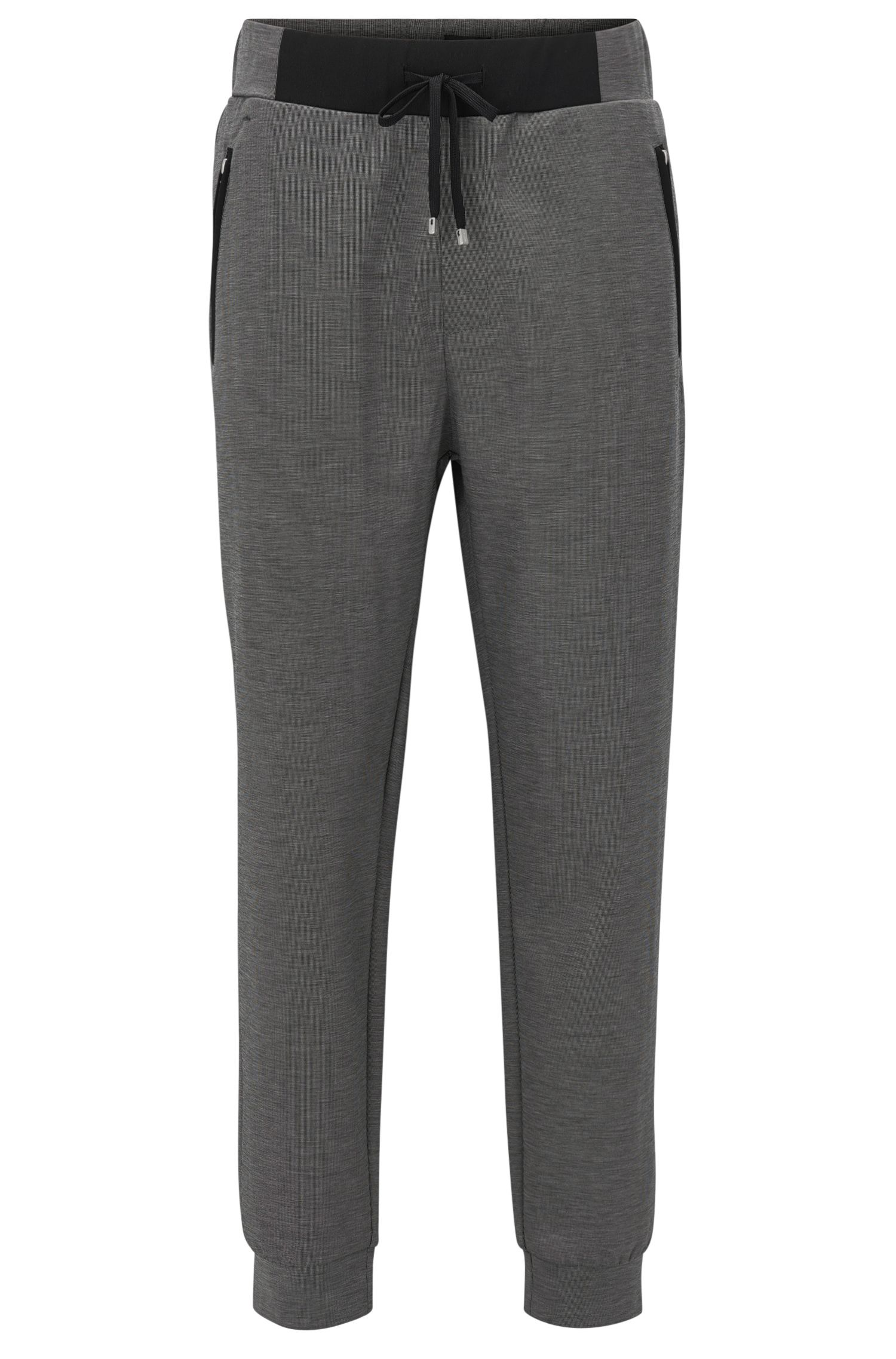 Jersey Lounge Pants | Long Pant Cuffs