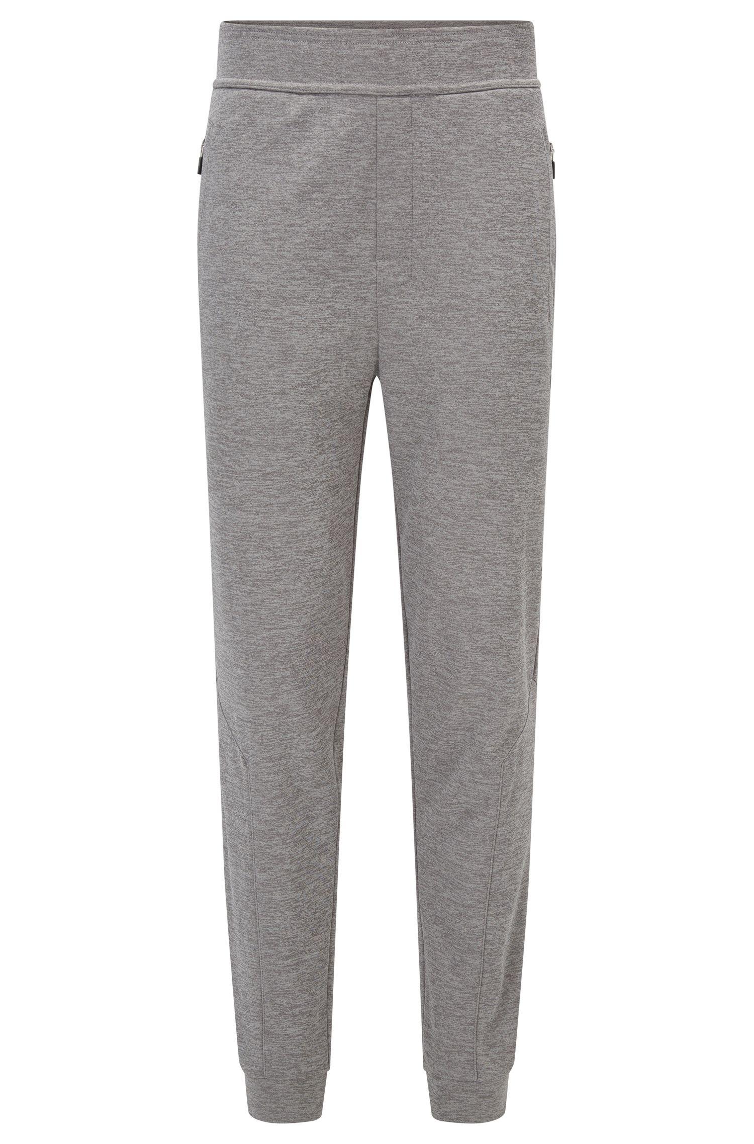 Stretch Cotton Lounge Pant   Long Pant Cuffs