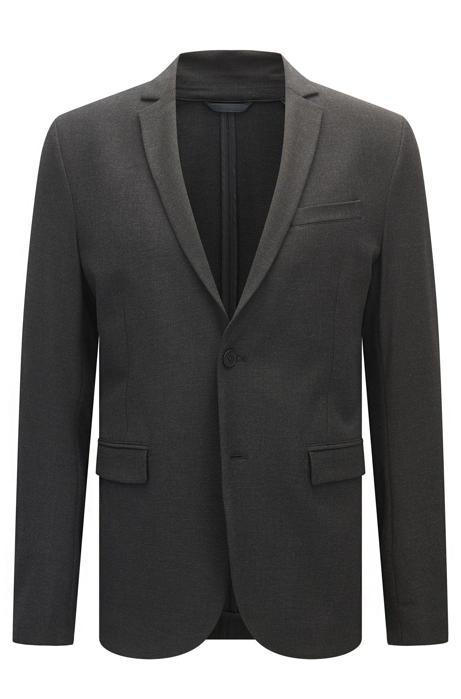 Stretch Sport Coat, Slim Fit | Amono