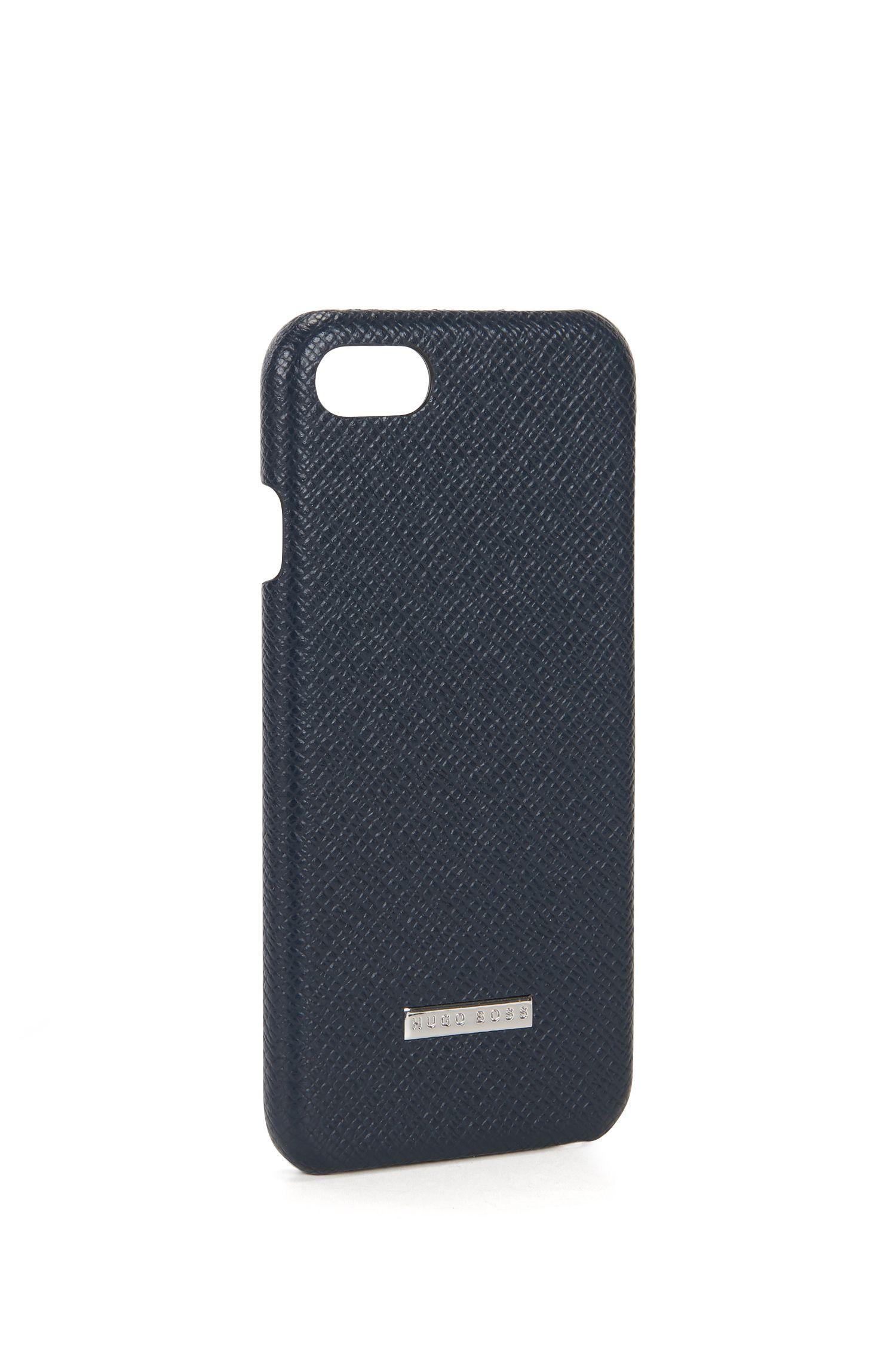 Embossed leather iPhone 7 Case | Signature Phone 7