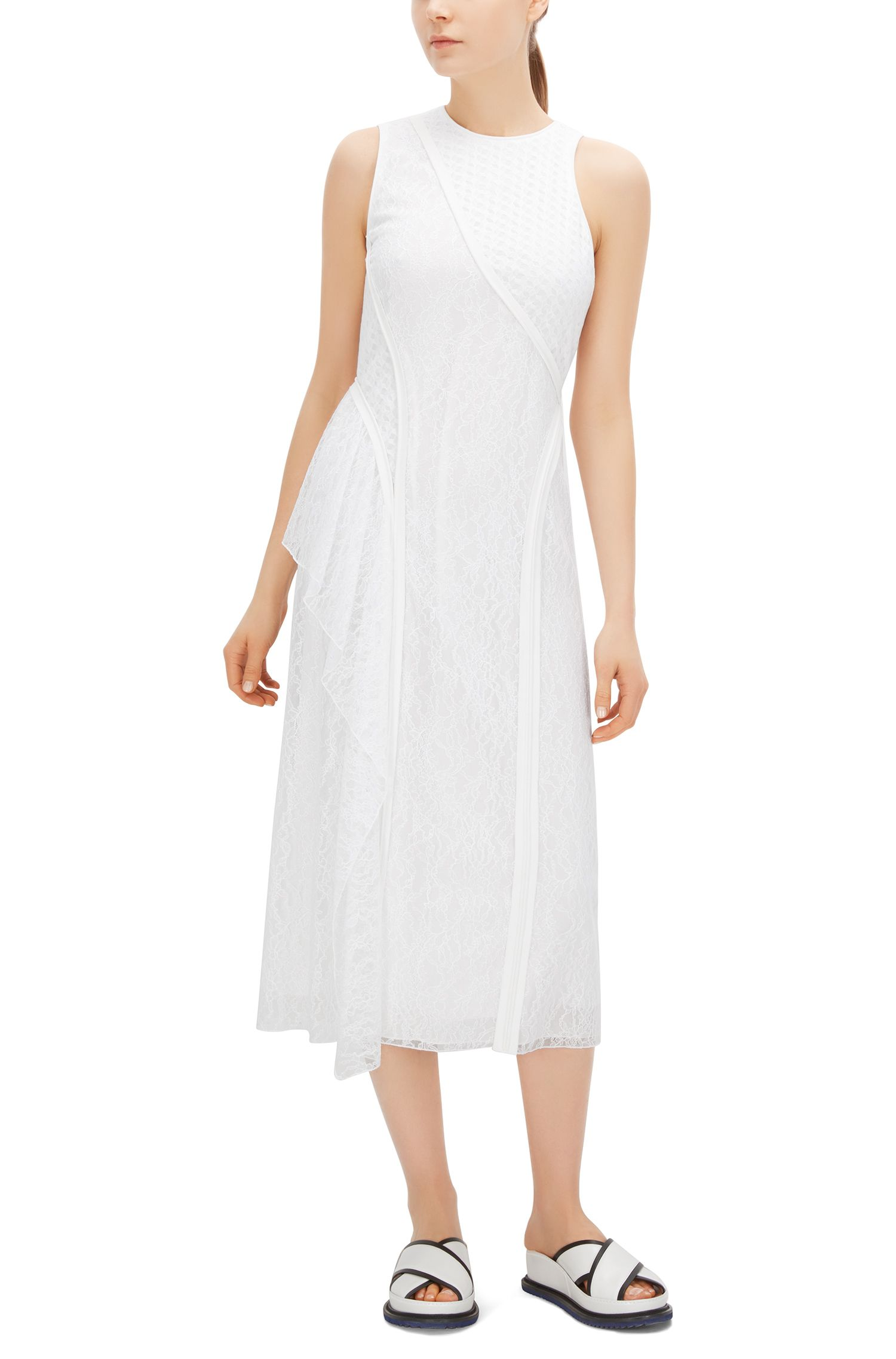 Runway Edition Cotton Blend Dress | Danisa