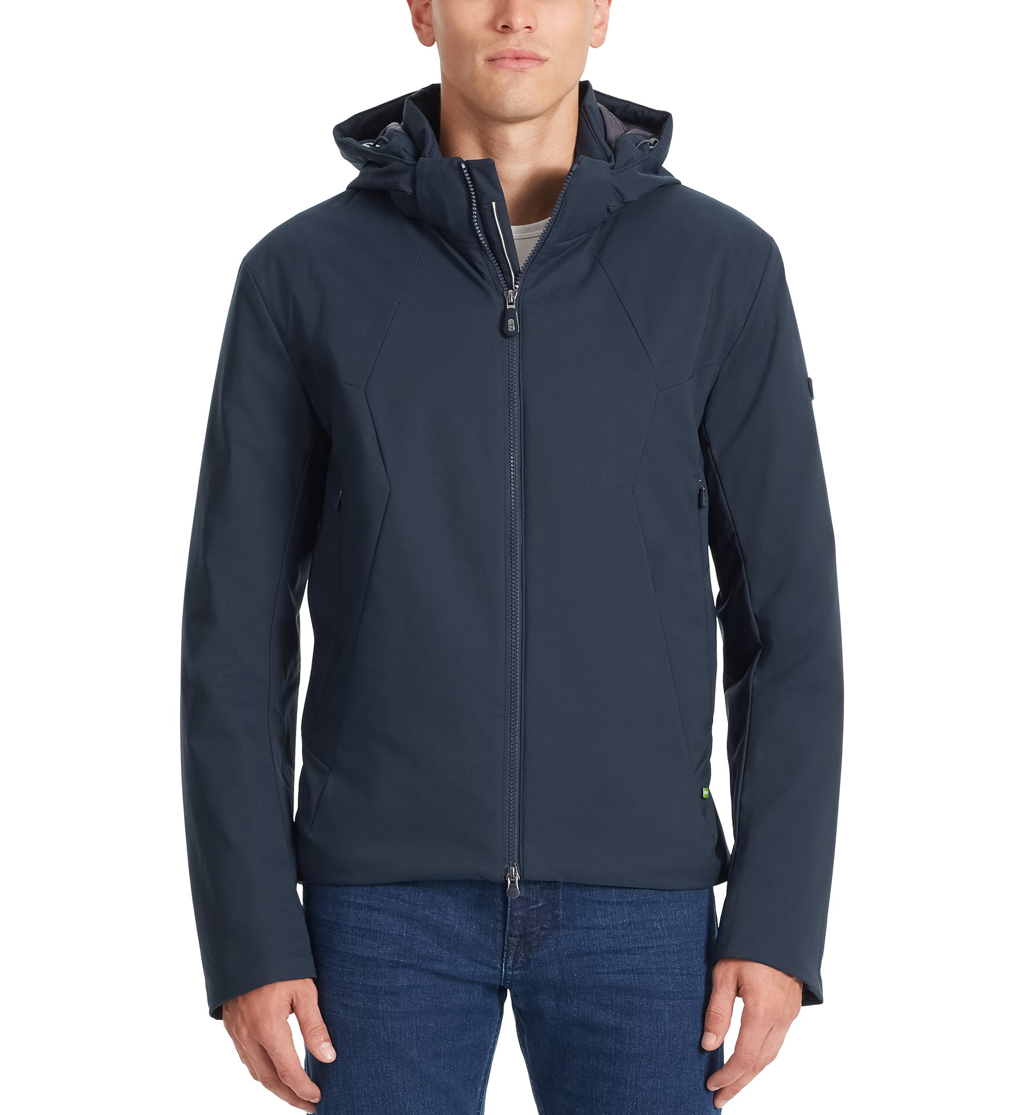 Water-Repellent Jacket | Jadd, Dark Blue
