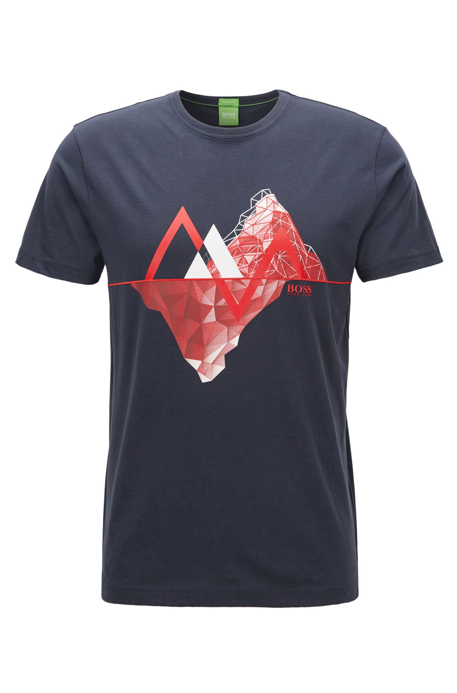 Cotton Graphic T-Shirt | Tee