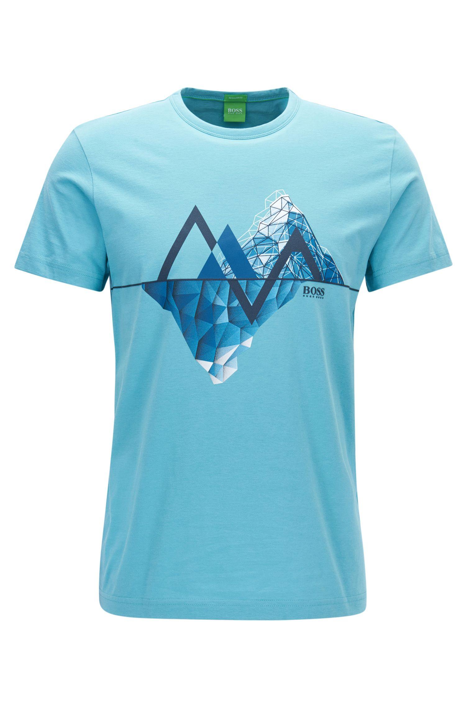 Cotton Graphic T-Shirt | Tee