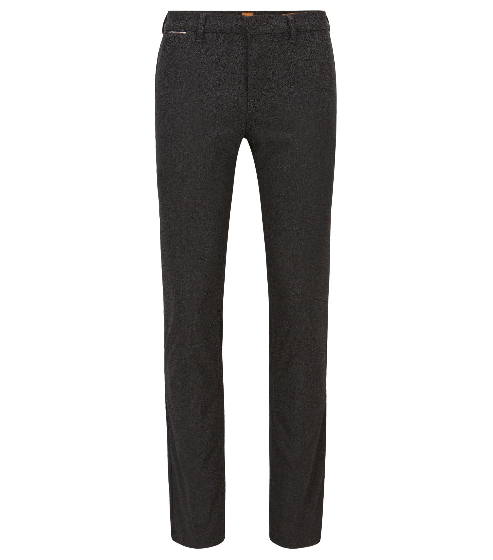 Stretch Chino Pants | Schino Slim, Black