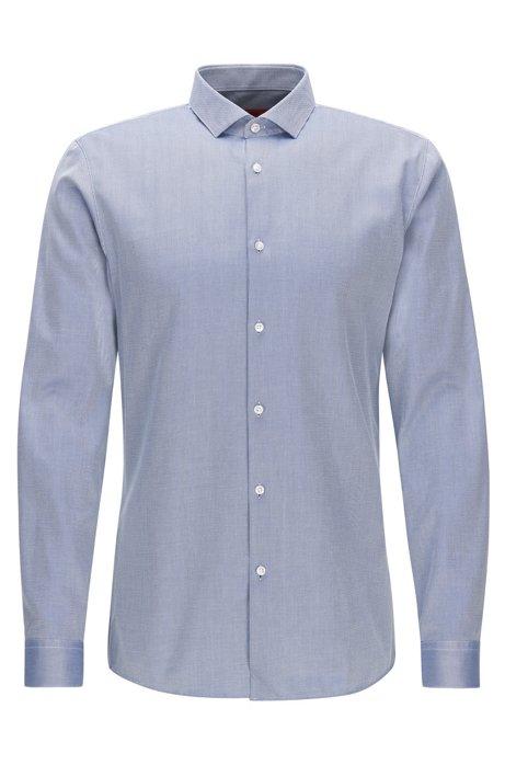 Hugo 2 ply cotton dress shirt extra slim fit erondo for 2 ply cotton dress shirt