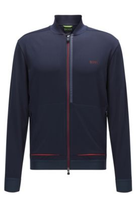 Nylon Jacket | Sallutech, Dark Blue