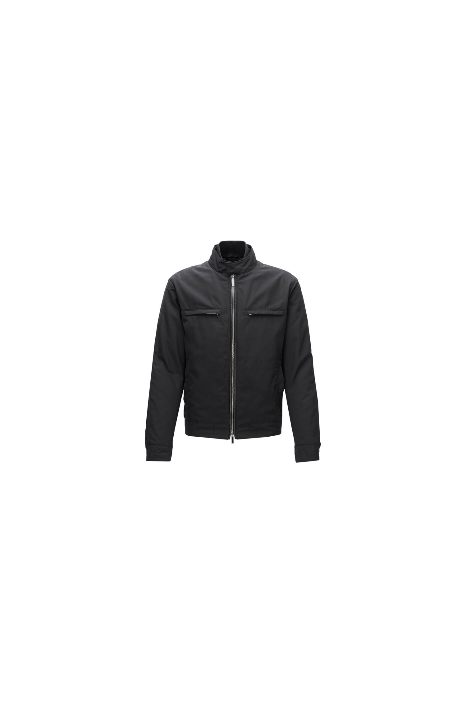 Mercedes-Benz Nylon Moto Jacket | Chead