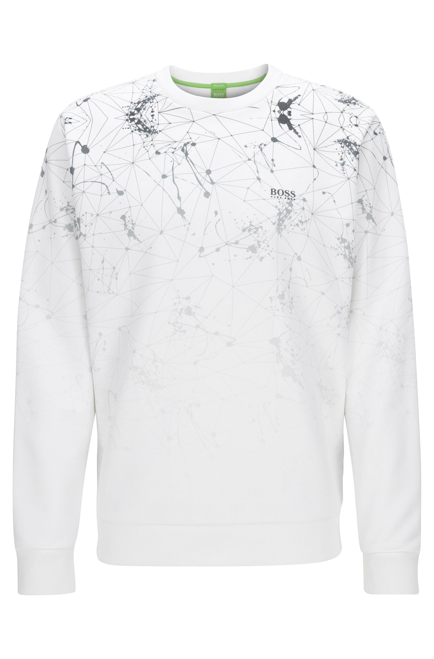 Stretch Cotton Sweatshirt | Swelock