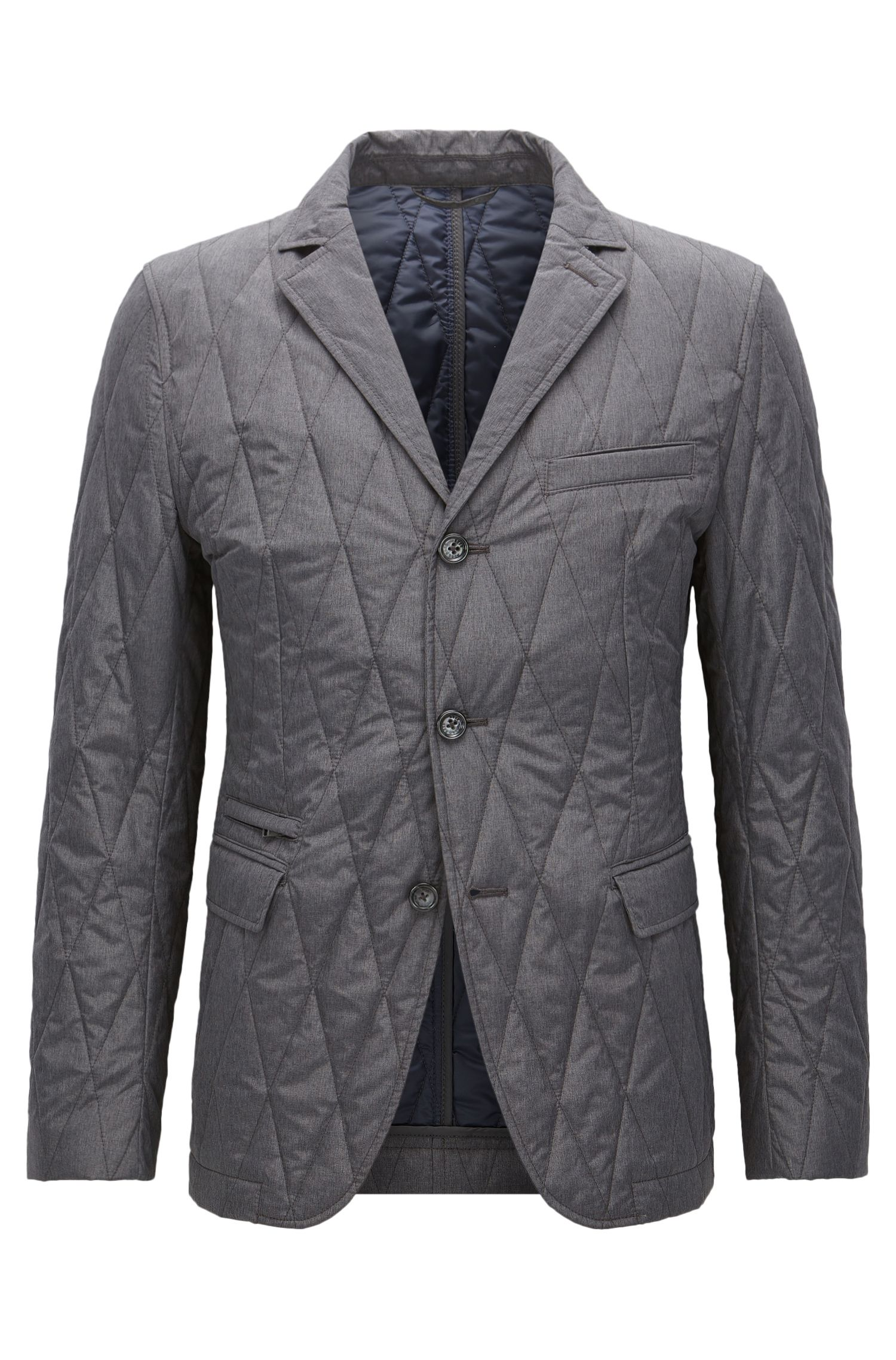 Nylon Quilted Jacket | Jord