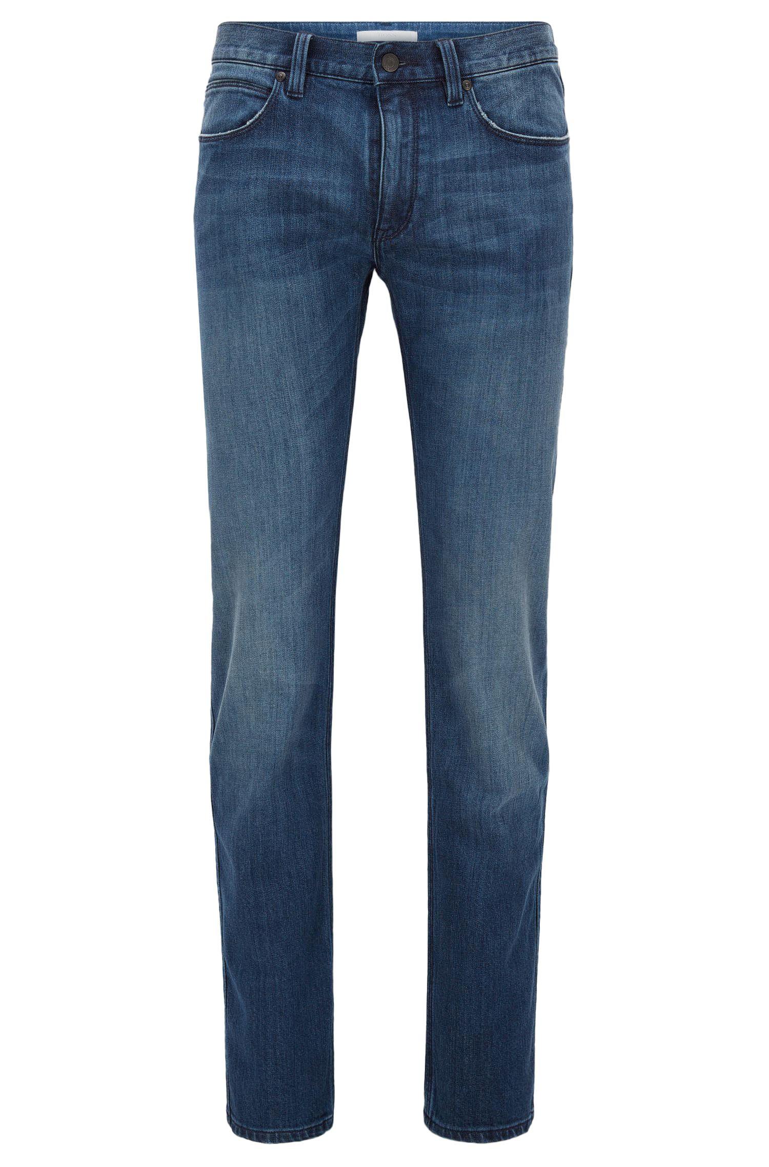 'HUGO 708'   Slim Fit, Stretch Cotton Blend Jeans