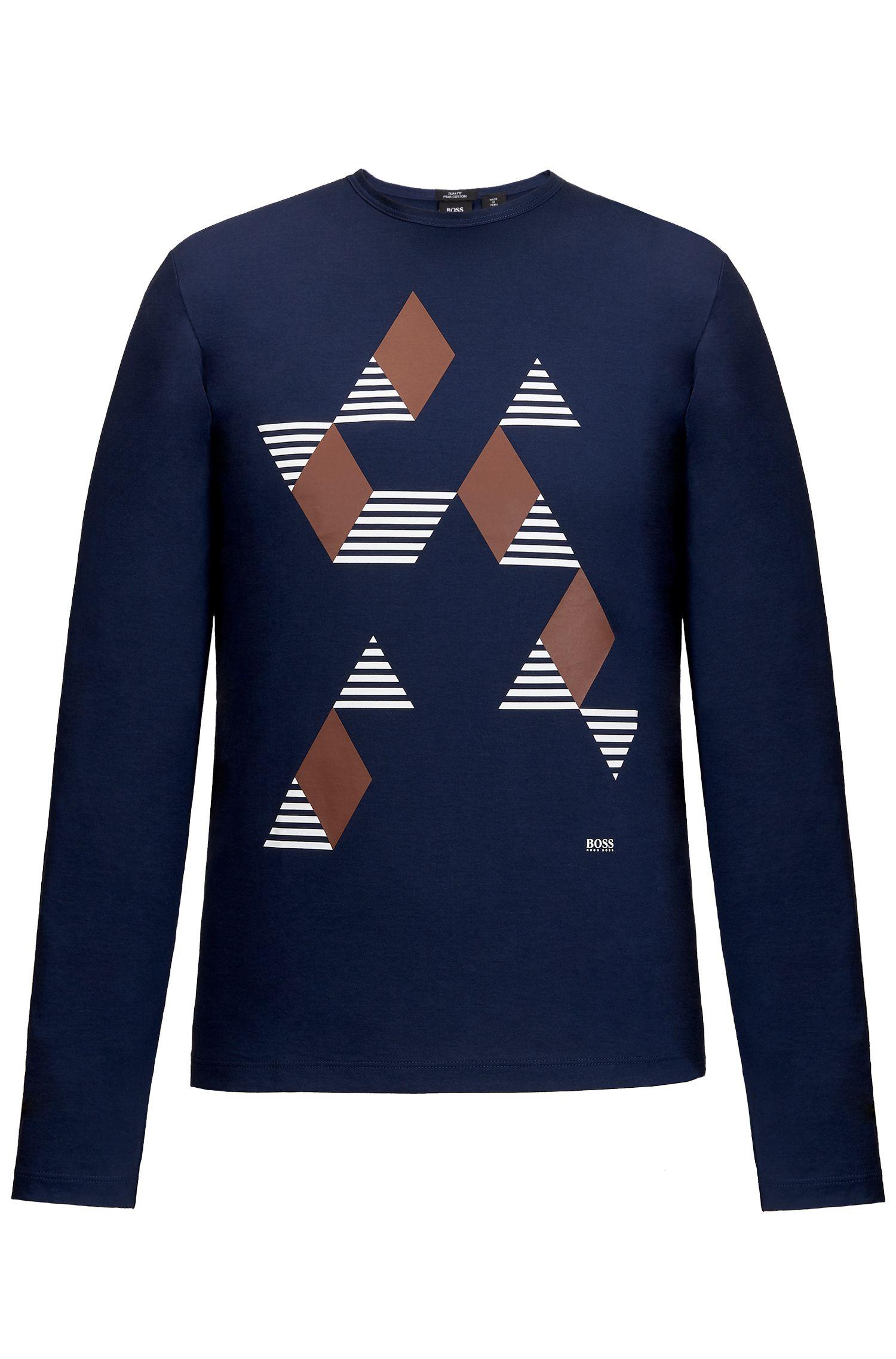 Cotton Graphic T-Shirt   Tenison