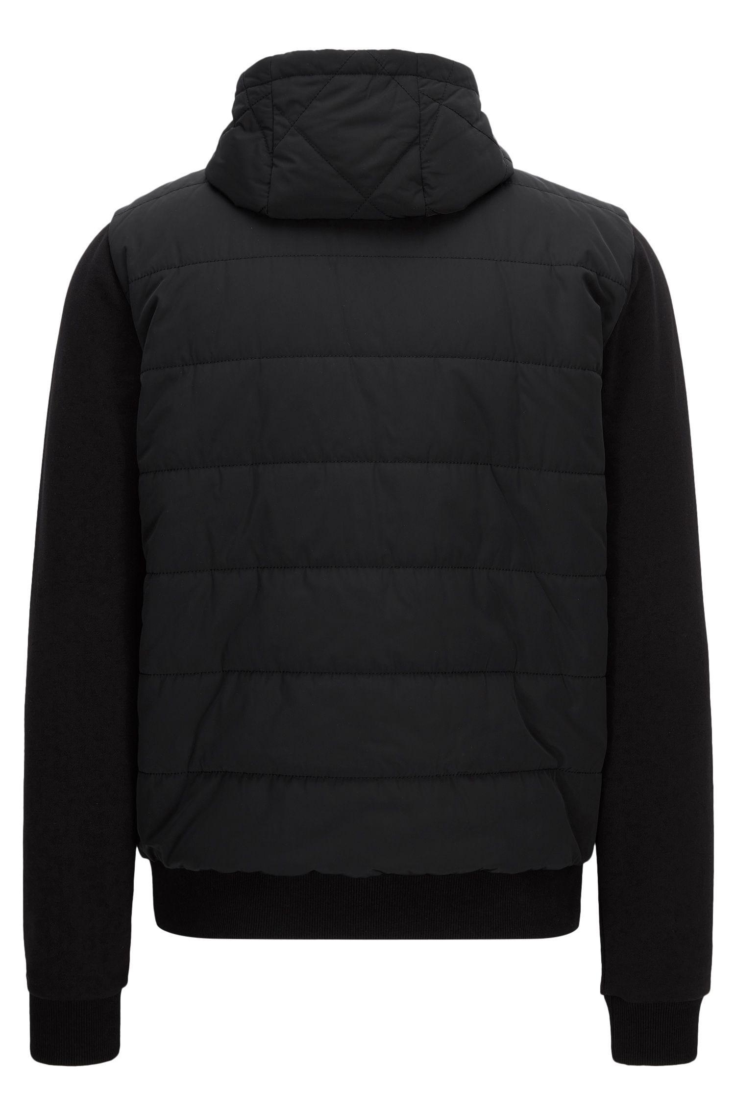 'Skiles' | Nylon Zip Jacket